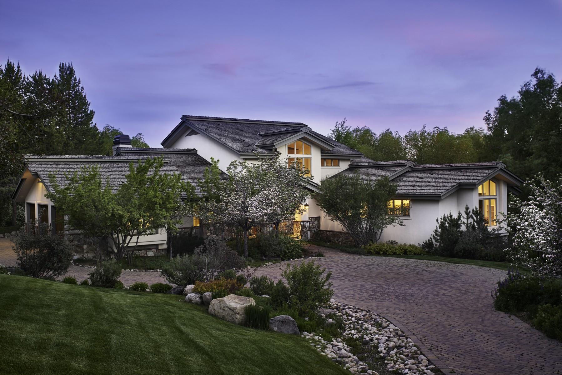 Einfamilienhaus für Verkauf beim 855 Fox Lane Steamboat Springs, Colorado 80487 Vereinigte Staaten