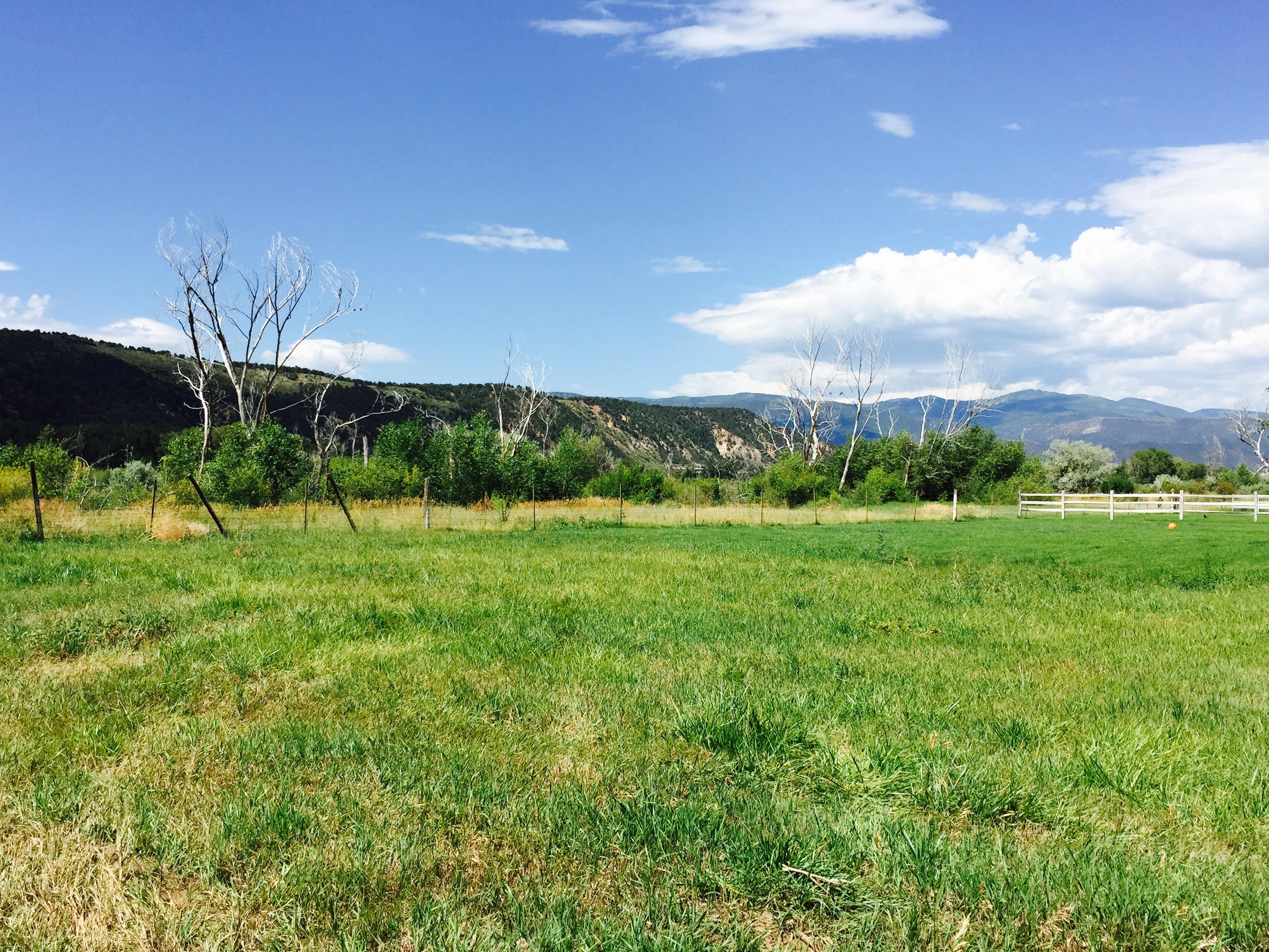 Terrain pour l Vente à Aspen Equestrian Estates 30 Equestrian Way Carbondale, Colorado 81623 États-Unis