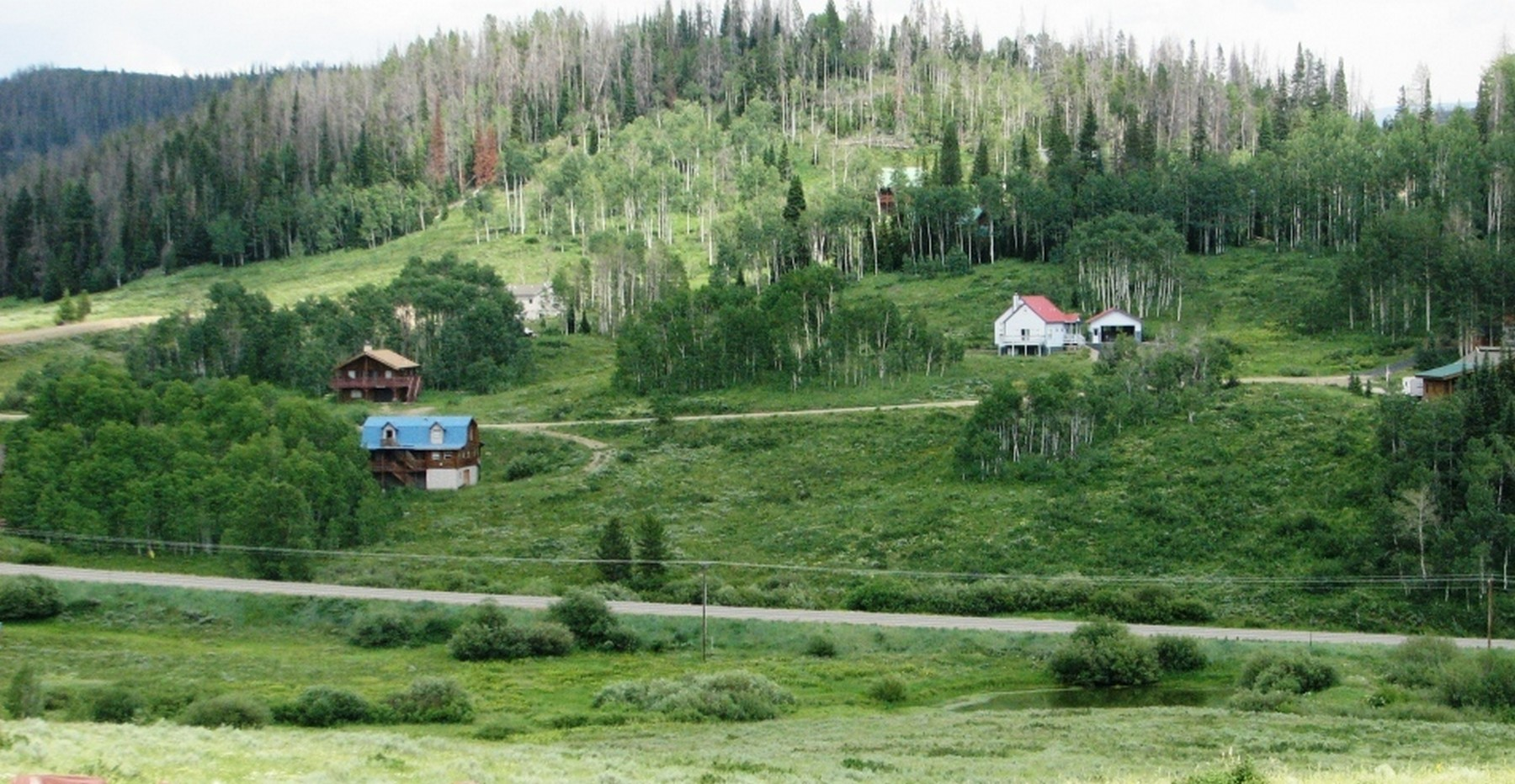 Land for Sale at Steamboat Lakes Homesite 57580 County Road 129 Lot 126 Clark, Colorado 80428 United States
