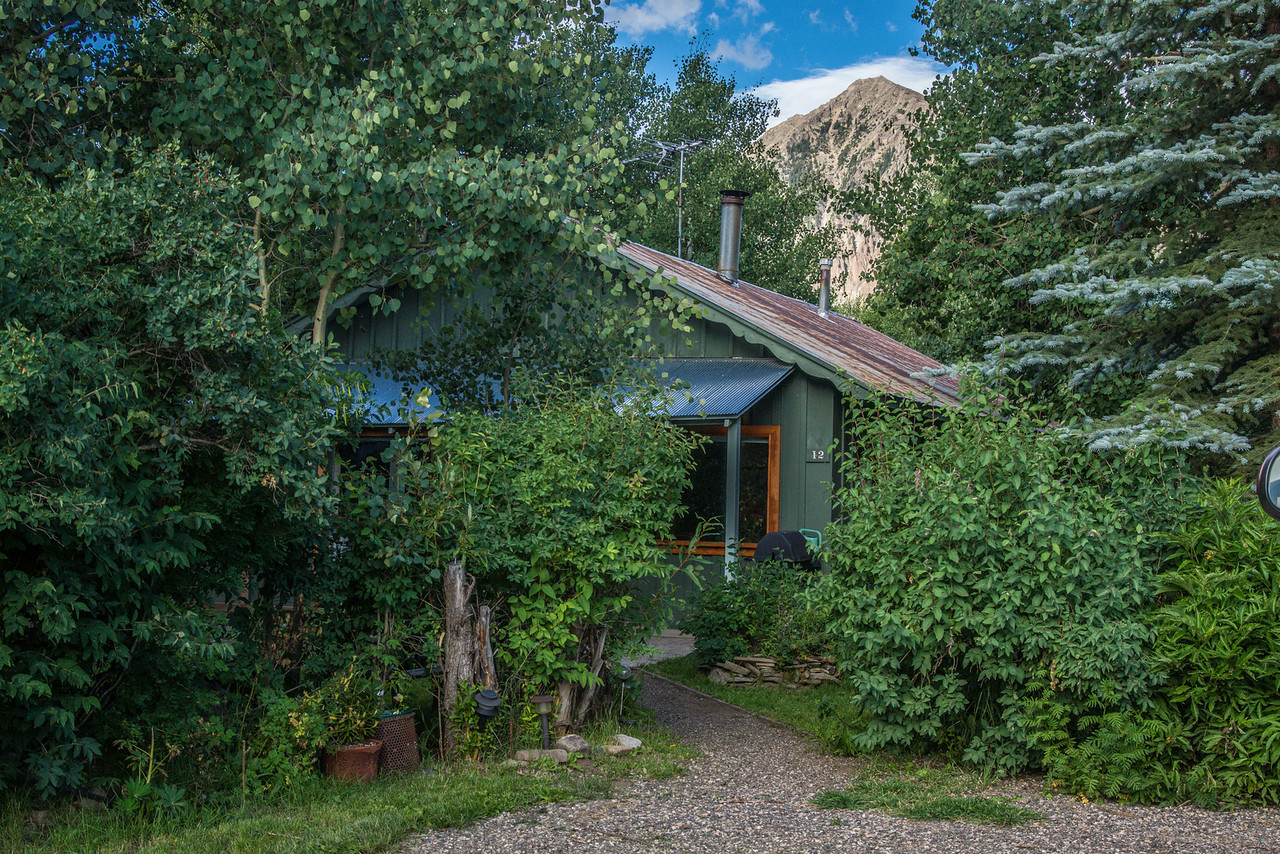 Property For Sale at Crested Butte Cabin