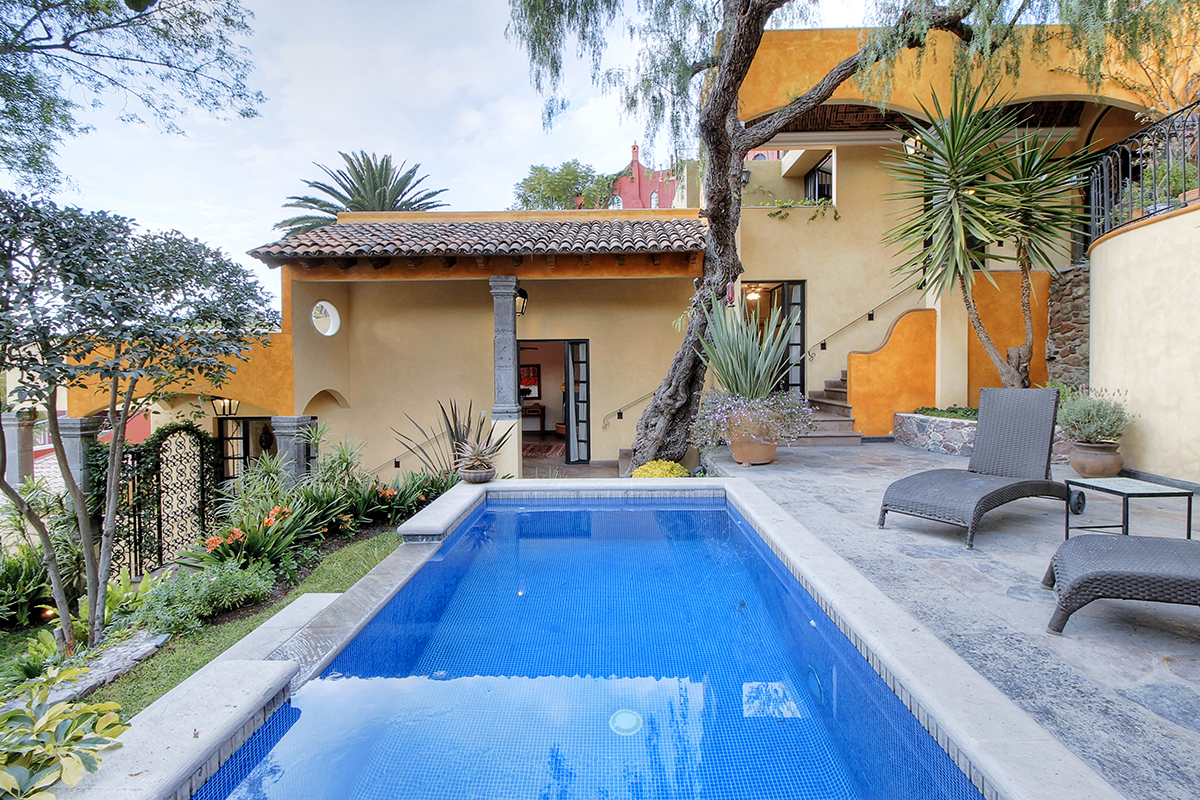 Single Family Home for Sale at Casa Fuentes San Miguel De Allende, Guanajuato 37740 Mexico