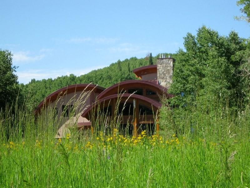 Maison unifamiliale pour l Vente à Henderson Park 26700 Henderson Park Steamboat Springs, Colorado, 80467 États-Unis