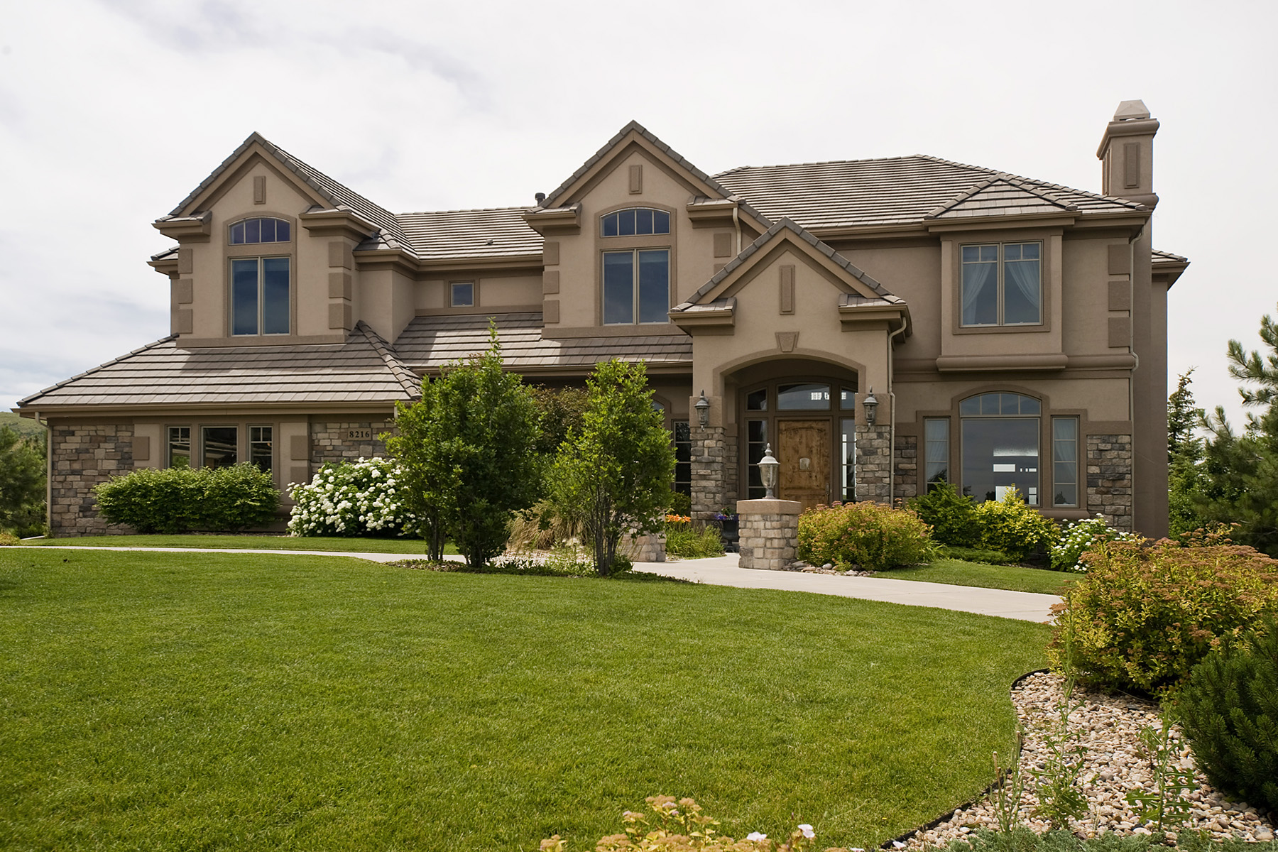 Single Family Home for Active at Prestigious Gated Golf Community 8216 Sawgrass Drive Lone Tree, Colorado 80124 United States