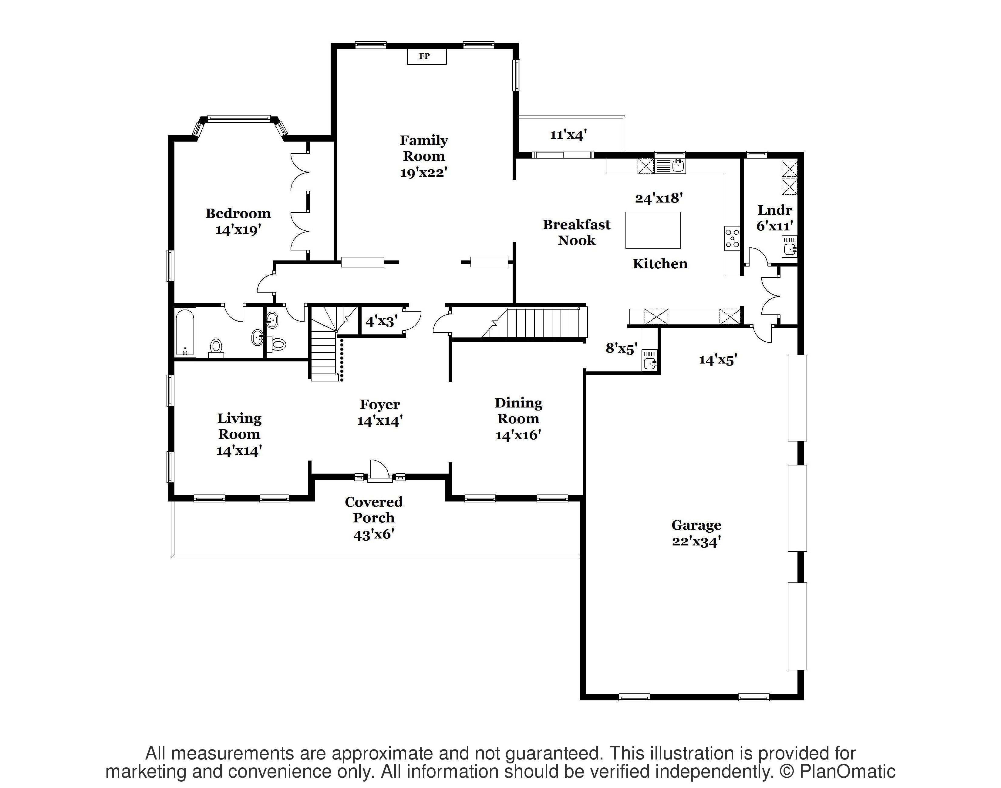 Частный односемейный дом для того Продажа на Prepare To Be Impressed 1 Coach Lane Hopewell, Нью-Джерси 08530 Соединенные Штаты