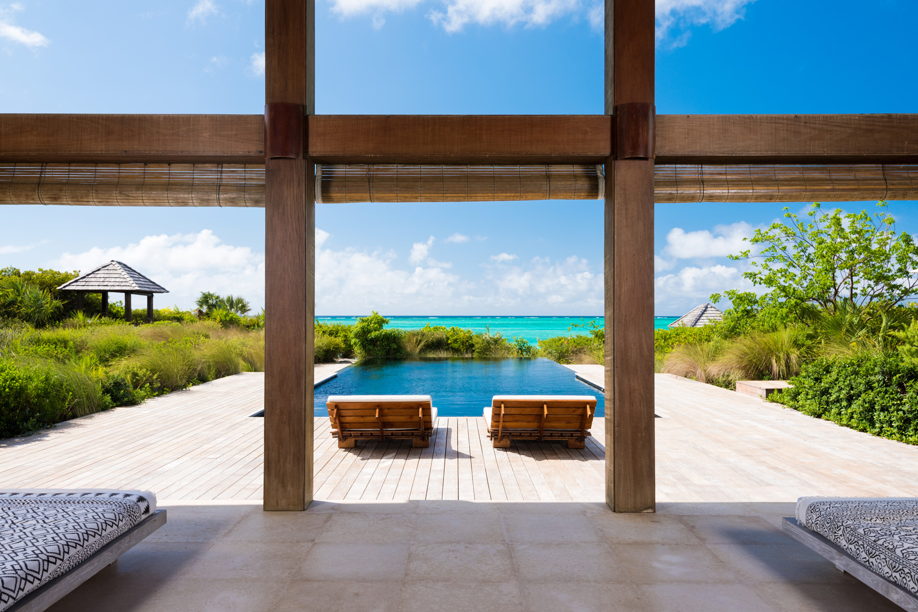 Additional photo for property listing at Point House Beachfront Estate Parrot Cay, Parrot Cay TCI Turks And Caicos Islands