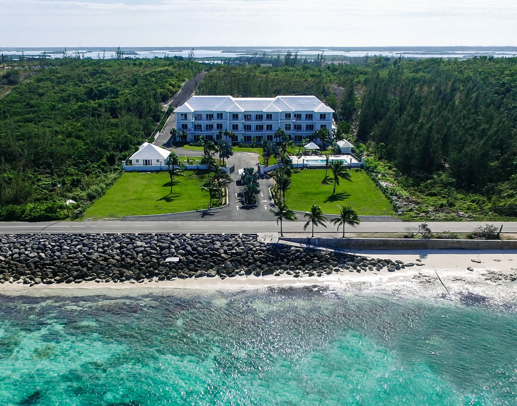 Townhouse for Sale at Ocean Terraces, Suite 101 West Bay Street, Nassau And Paradise Island BahamasIn/Around: Cable Beach