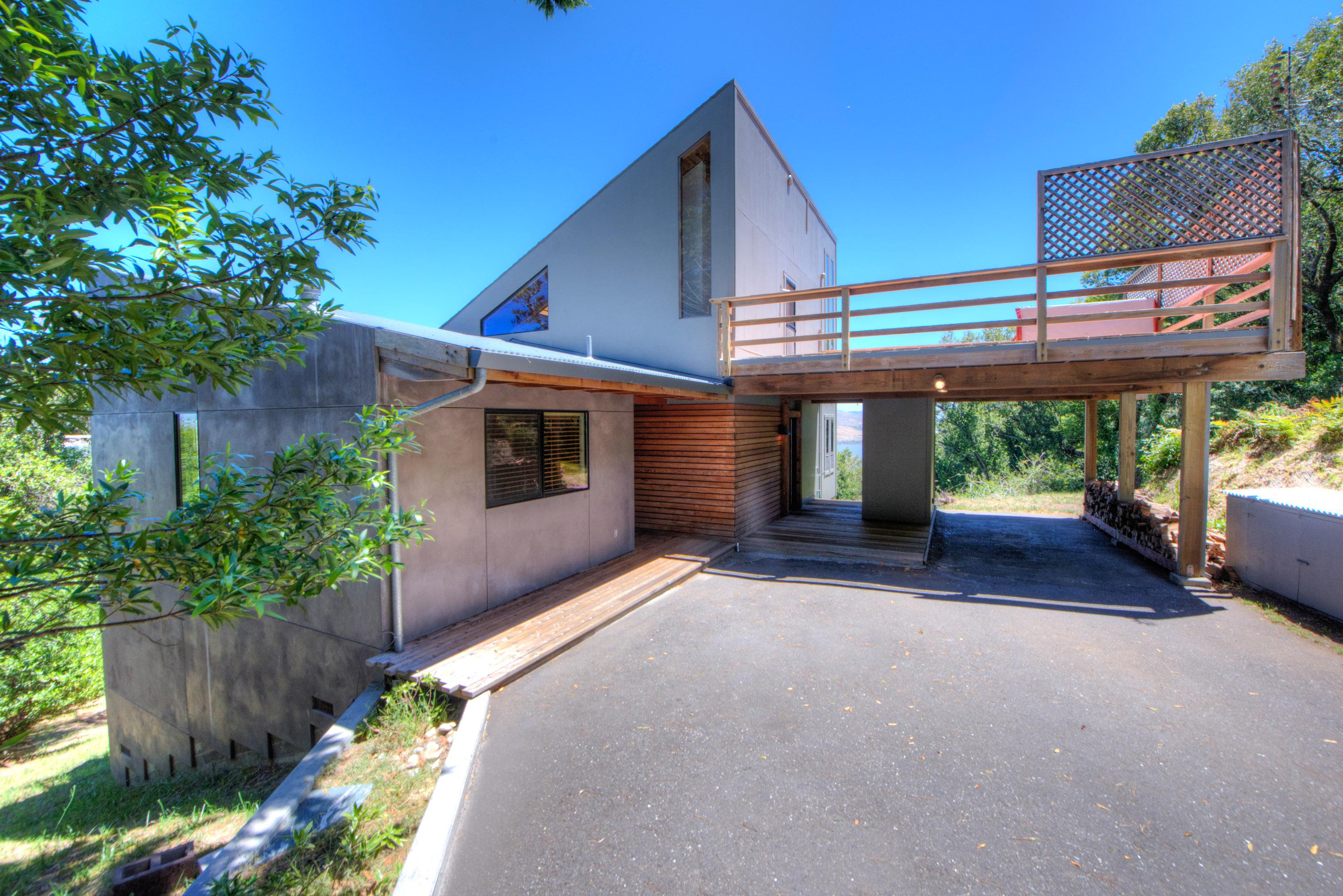 Einfamilienhaus für Verkauf beim Bay View Beauty 85 Highland Way Inverness, Kalifornien, 94937 Vereinigte Staaten