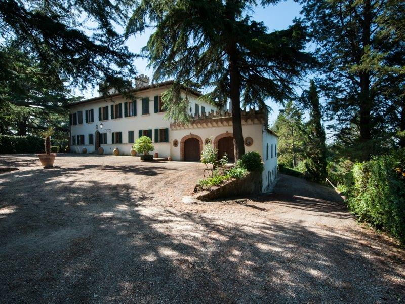 Hacienda / Estancia / Plantation for Sale at 16th century countryhome on tuscan hills Via di Mellicciano Other Florence, Florence 50012 Italy