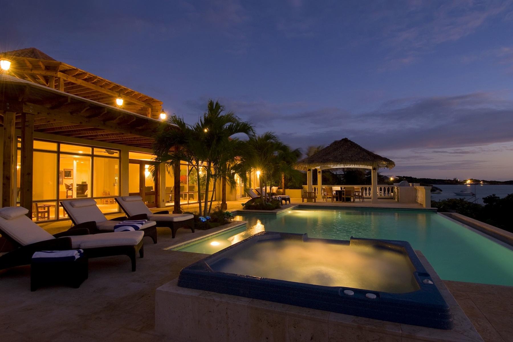 Property Of Luxury Villa on Sapodilla Bay