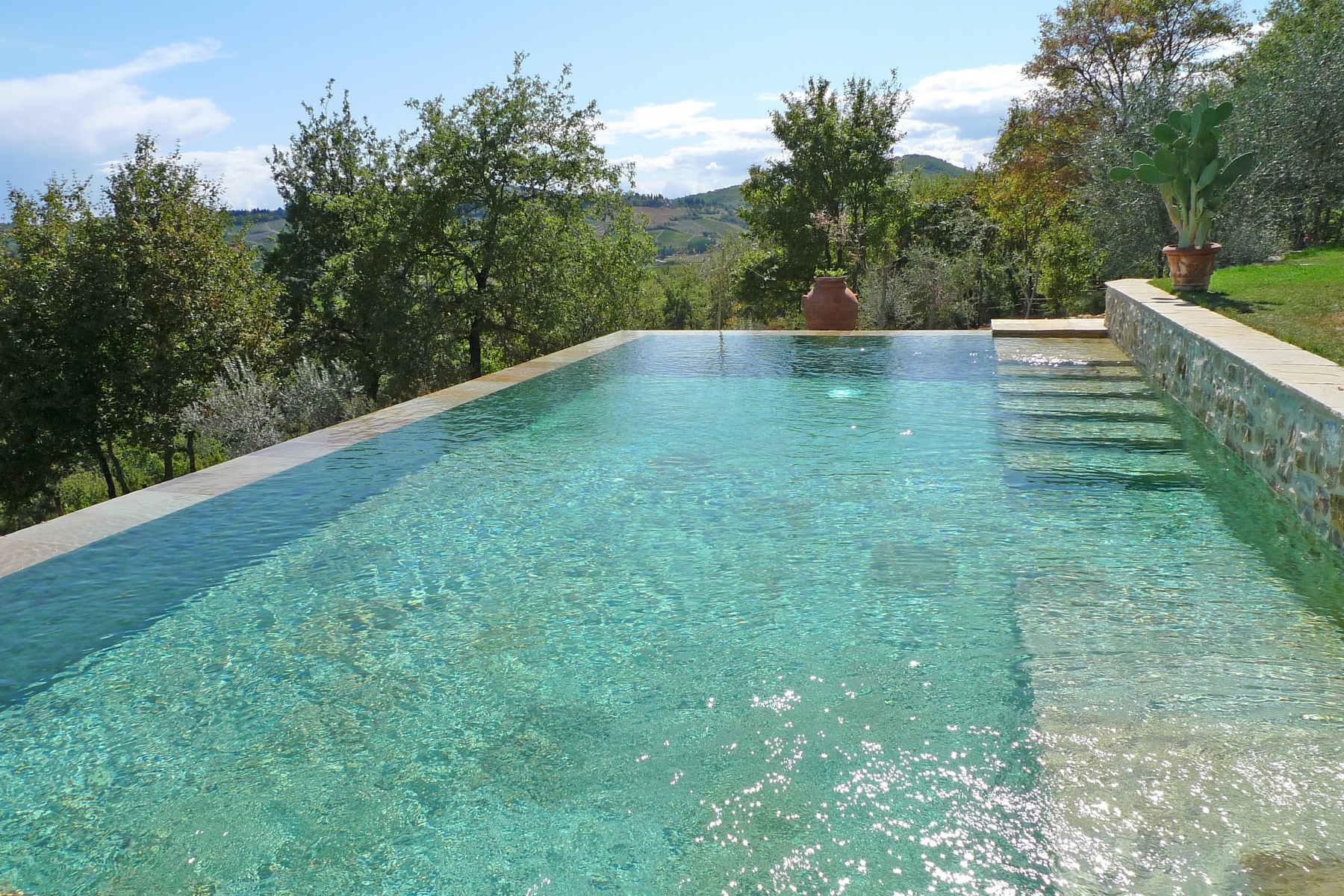 Additional photo for property listing at A charming Chianti farmhouse with breathtaking views and pool Radda In Chianti, Siena Italie