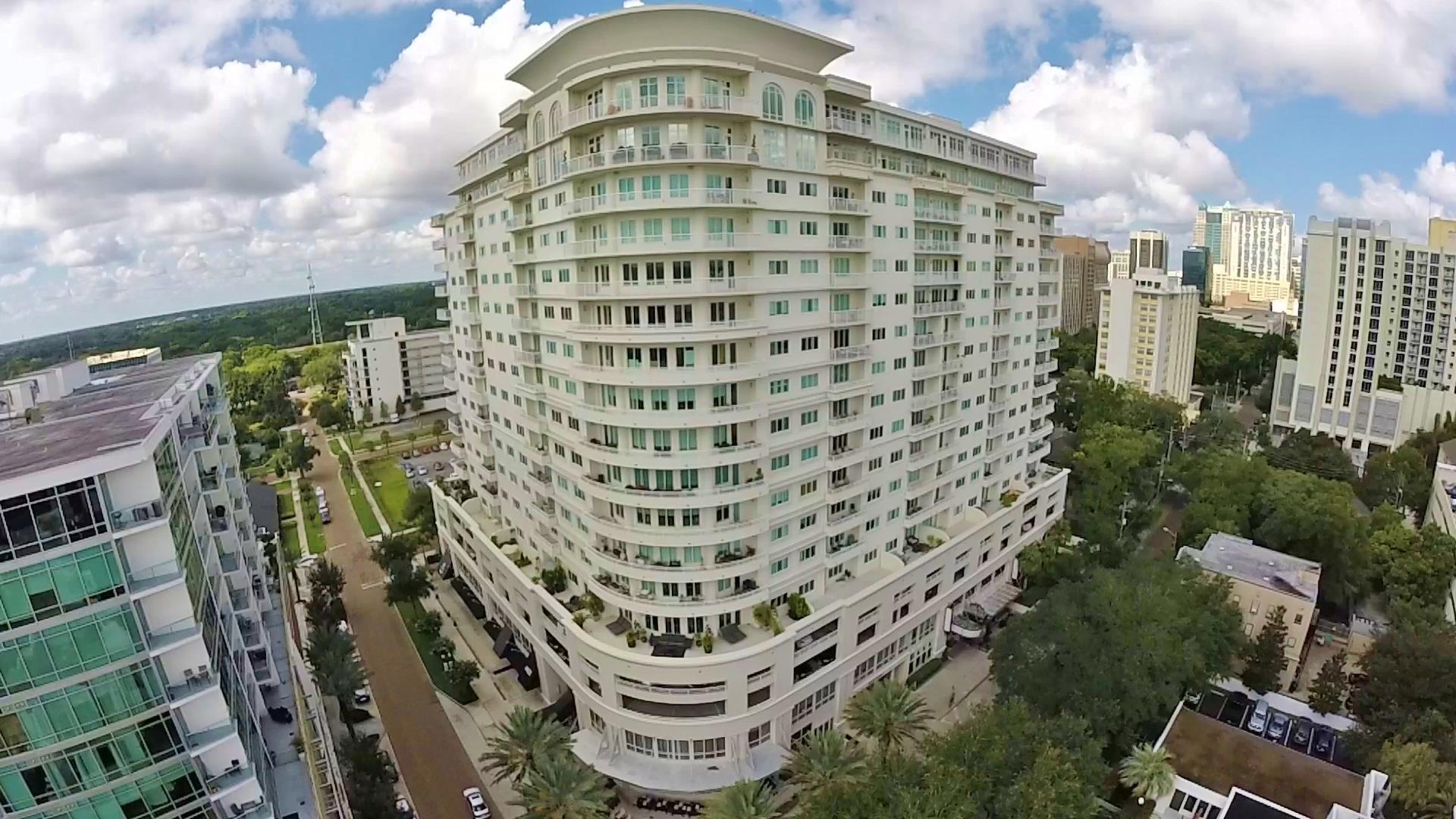 獨棟家庭住宅 為 出售 在 Orlando, Florida 100 S Eola Dr PH116 Orlando, 佛羅里達州 32801 美國