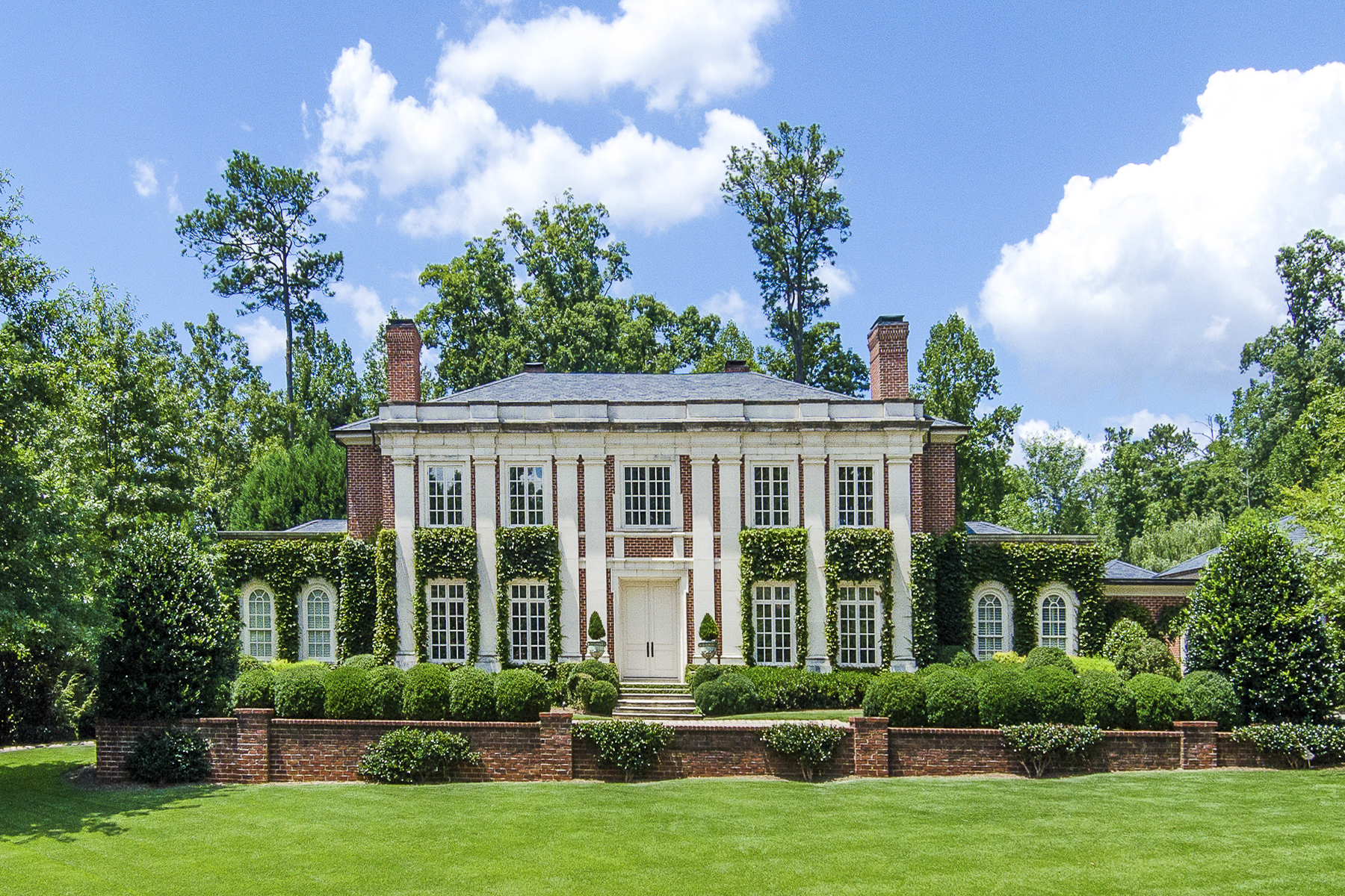 sales property at Sophisticated Masterpiece In Buckhead's Tuxedo Park