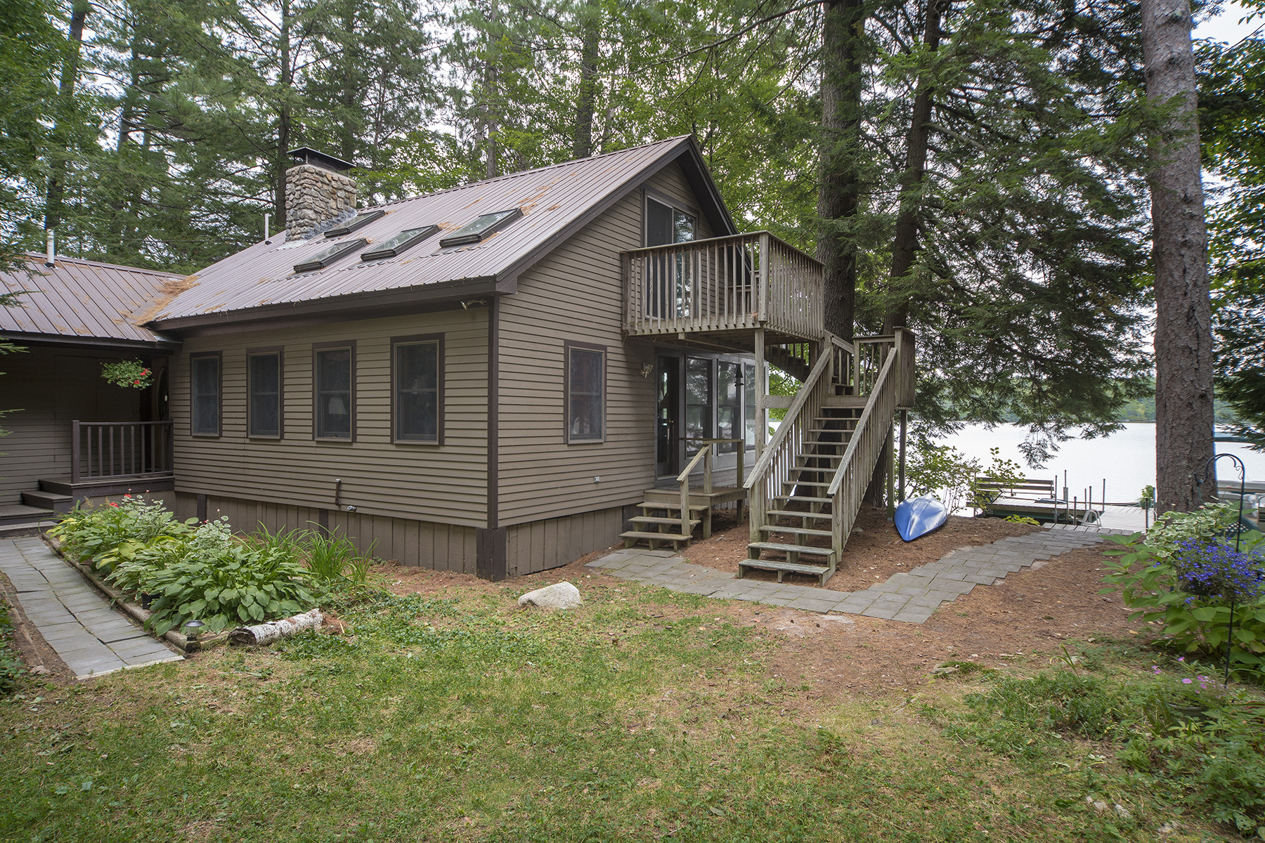 Single Family Home for Sale at 18 Sleigh Bell Lane Bridgton, Maine 04009 United States