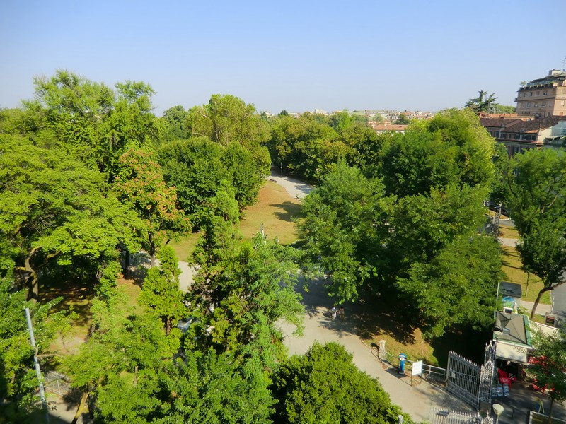 Property For Sale at Topfloor apartment with view of Palestro Park