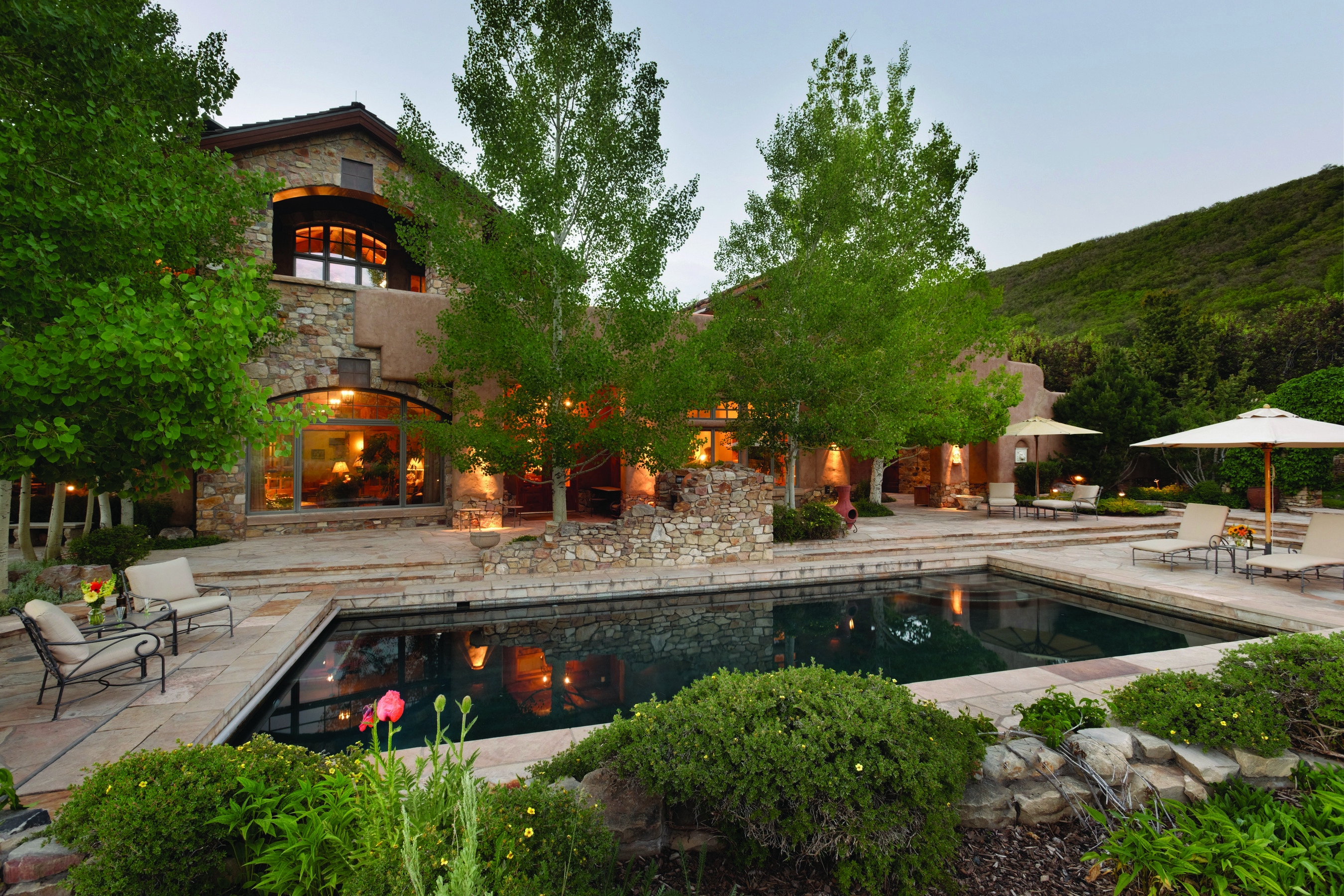 단독 가정 주택 용 매매 에 Tuscan Estate in Old Snowmass 7852 Snowmass Creek Road Snowmass, 콜로라도, 81654 미국