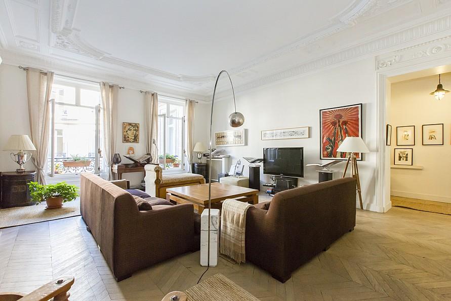Apartamento por un Venta en Avenue de Messine Paris, Paris 75008 Francia