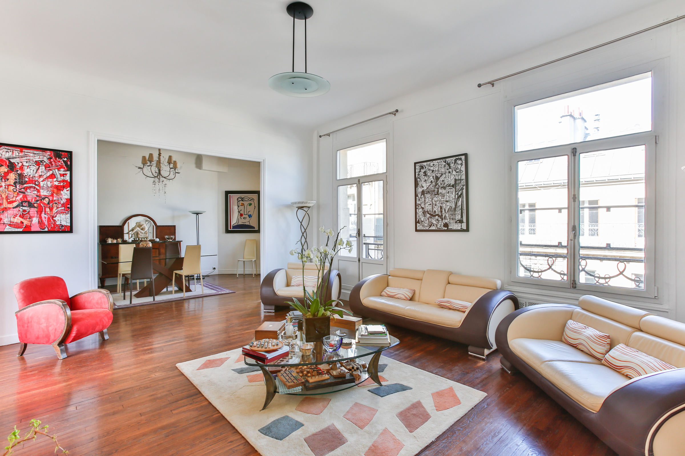 Apartment for Sale at Apartment - Bois Neuilly, Ile-De-France 92200 France