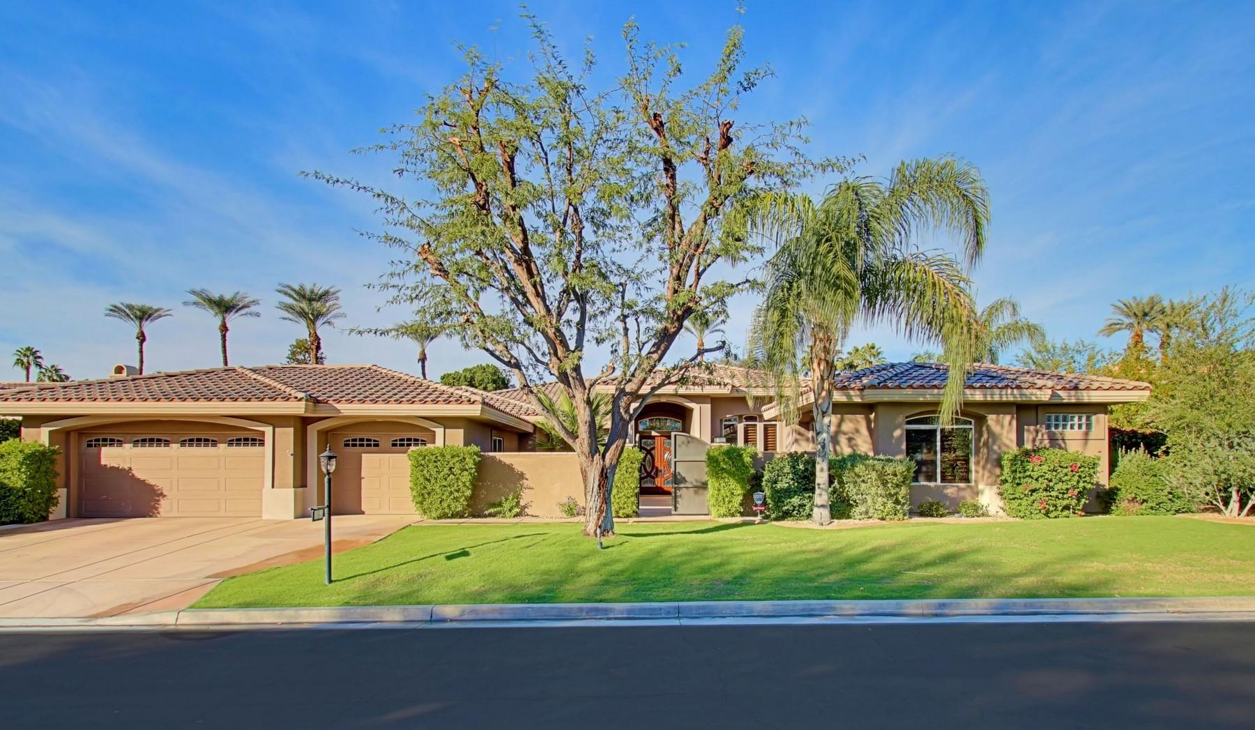 단독 가정 주택 용 매매 에 3 Varsity Circle Rancho Mirage, 캘리포니아, 92270 미국