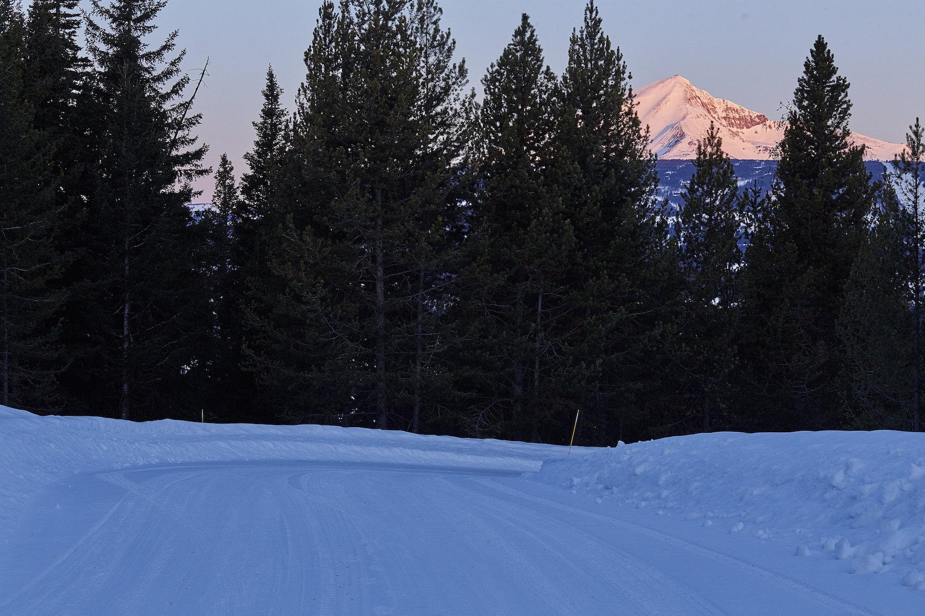 Terrain pour l Vente à Elk Ridge Ranch Tr 20 Michener Road Elk Ridge Ranch Tr 20 Big Sky, Montana 59716 États-Unis