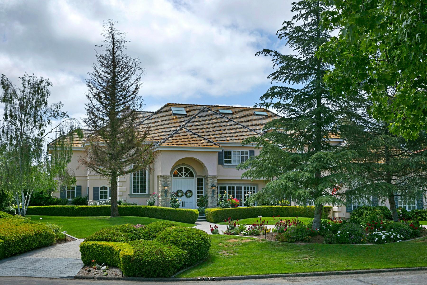 Single Family Home for Sale at 6275 Camino Del Pajaro Rancho Santa Fe, California, 92067 United States