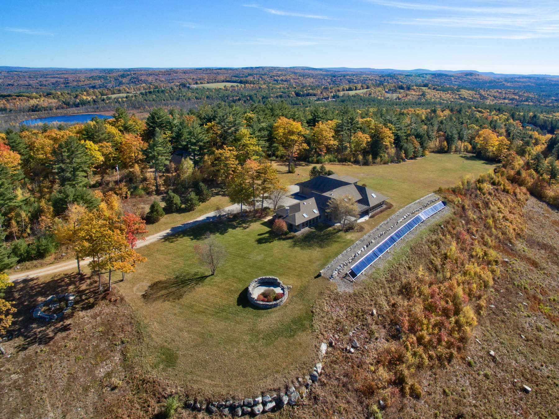 Single Family Home for Sale at 327 Summit Hill Road Harrison, Maine 04040 United States