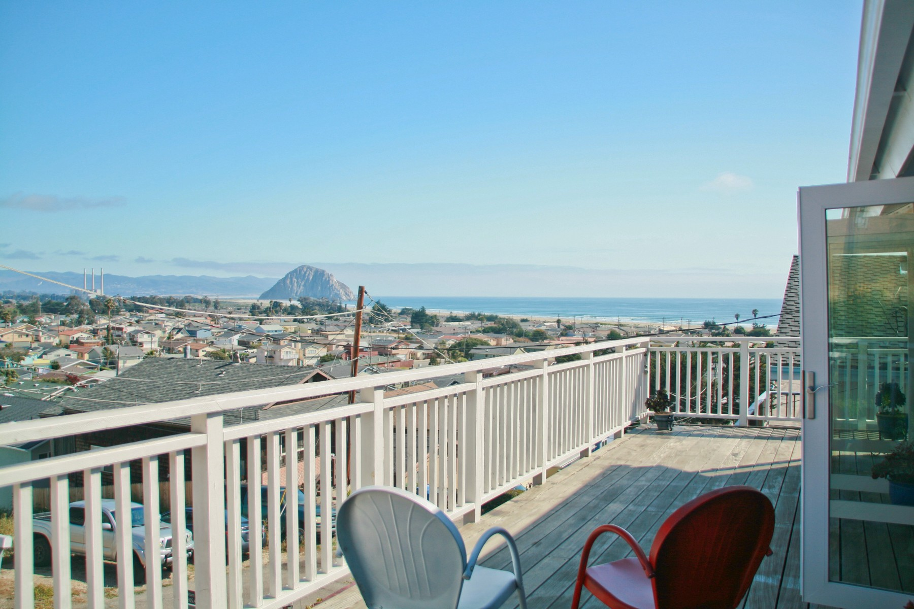 Single Family Home for Sale at Ocean and Morro Rock Views 491 Orcas Street Morro Bay, California 93442 United States