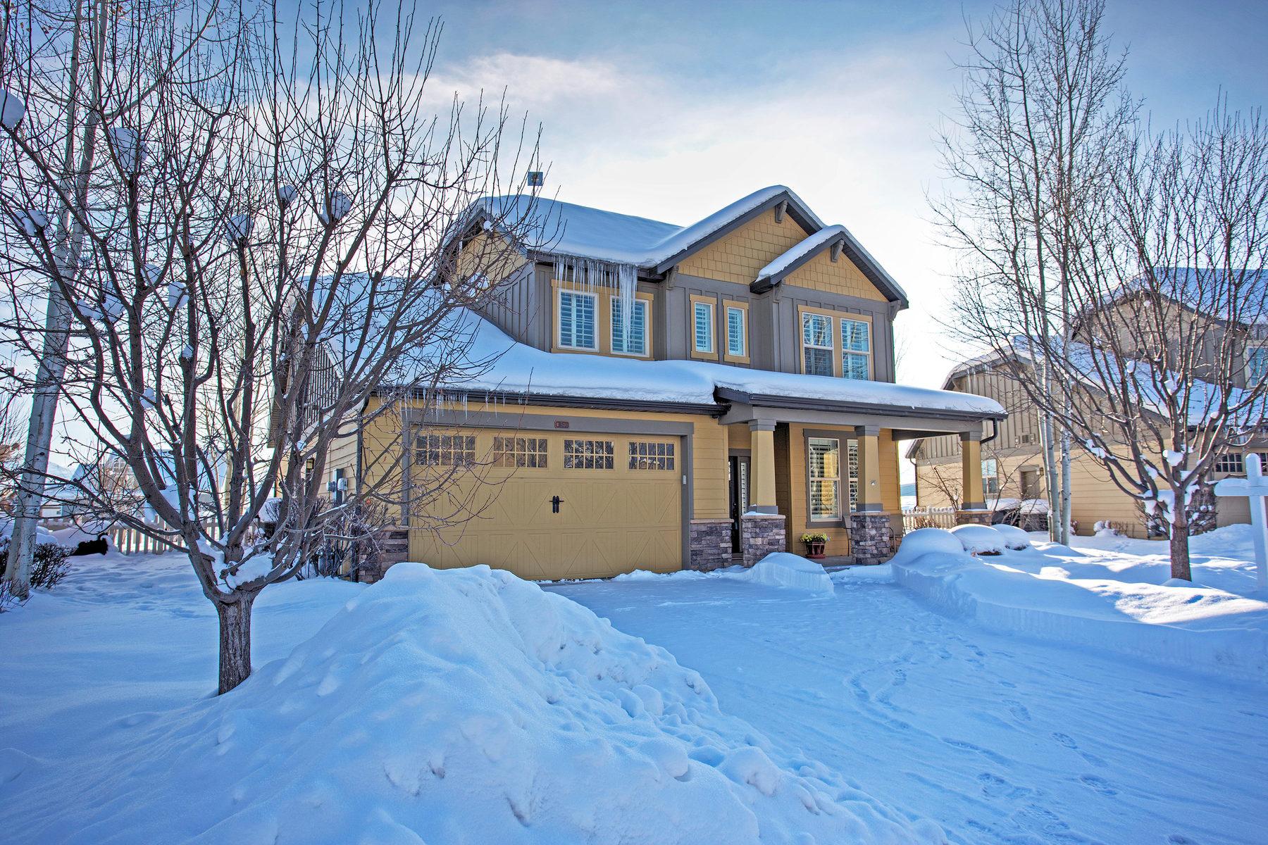 Casa Unifamiliar por un Venta en Fantasitic Cottages at Dutch Fields Home 540 E Mission Dr Midway, Utah 84049 Estados Unidos