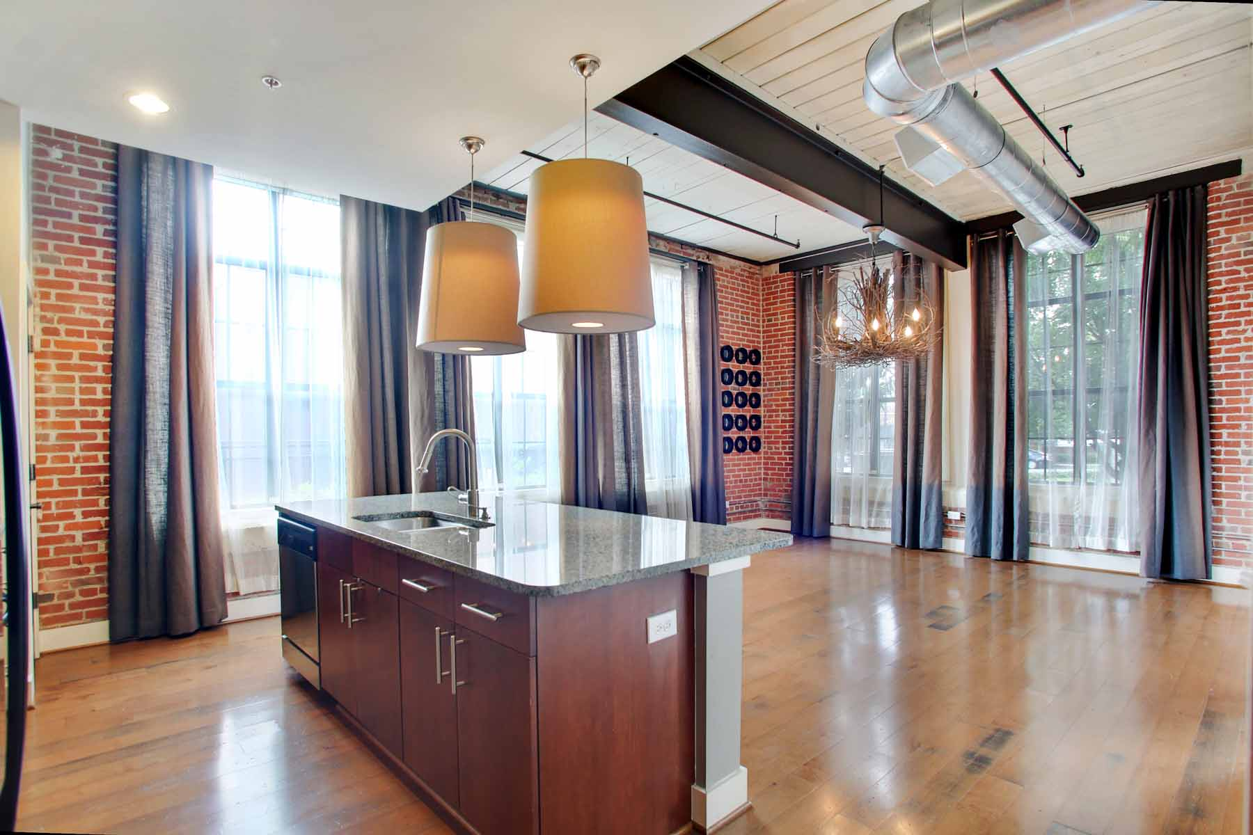 sales property at Large Corner Light Filled Loft