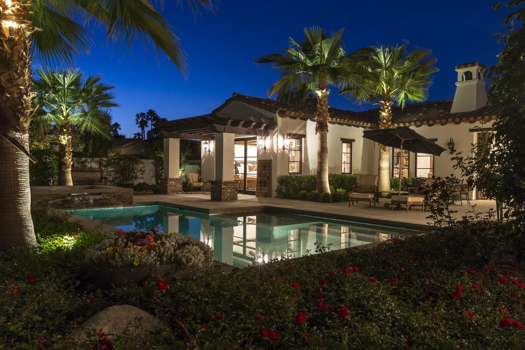 獨棟家庭住宅 為 出售 在 34 Clancy Lane Rancho Mirage, 加利福尼亞州, 92270 美國