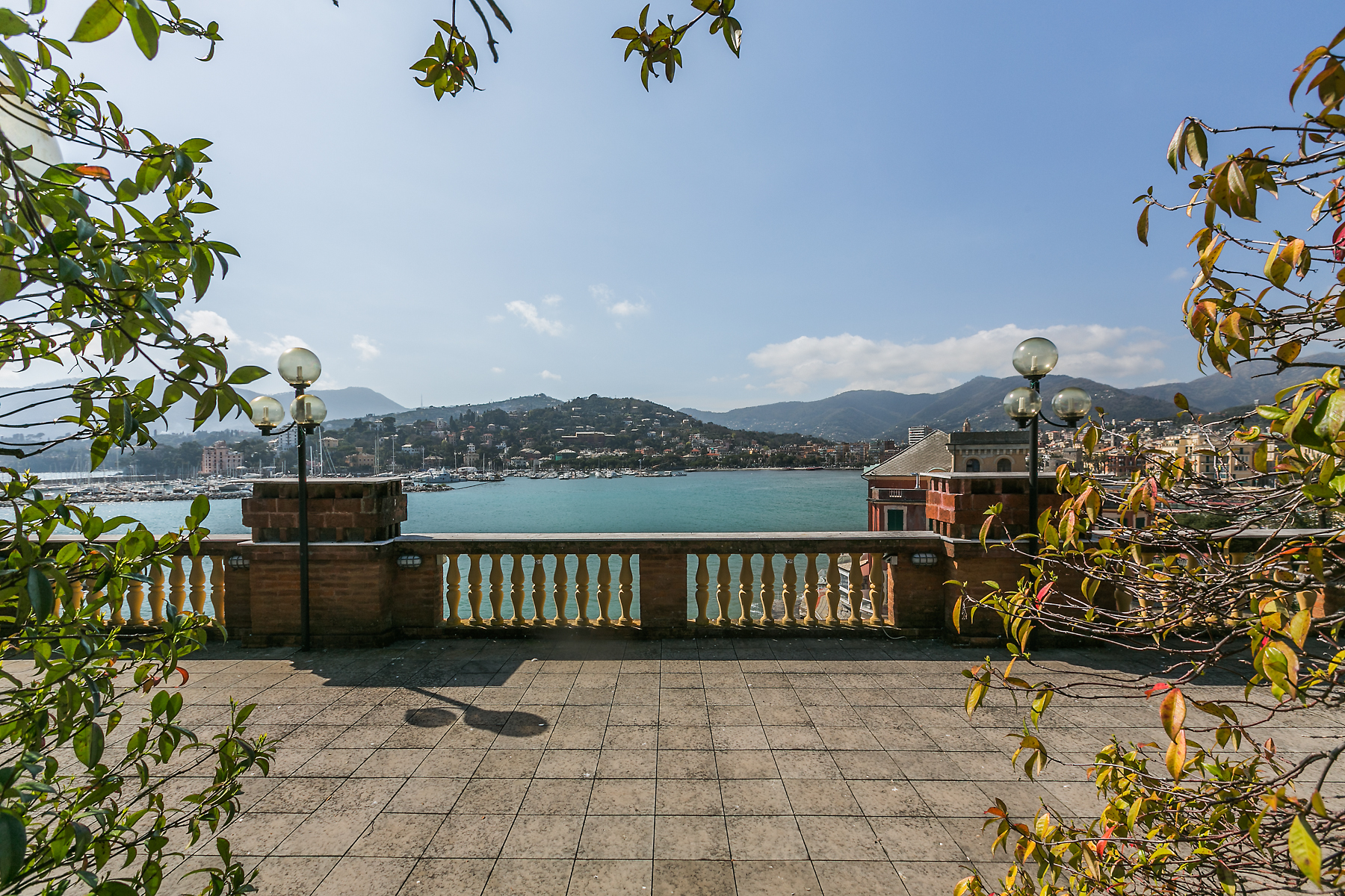 Single Family Home for Sale at Magnificent two-story waterfront residence Via Avenaggi Rapallo, Genoa 16035 Italy