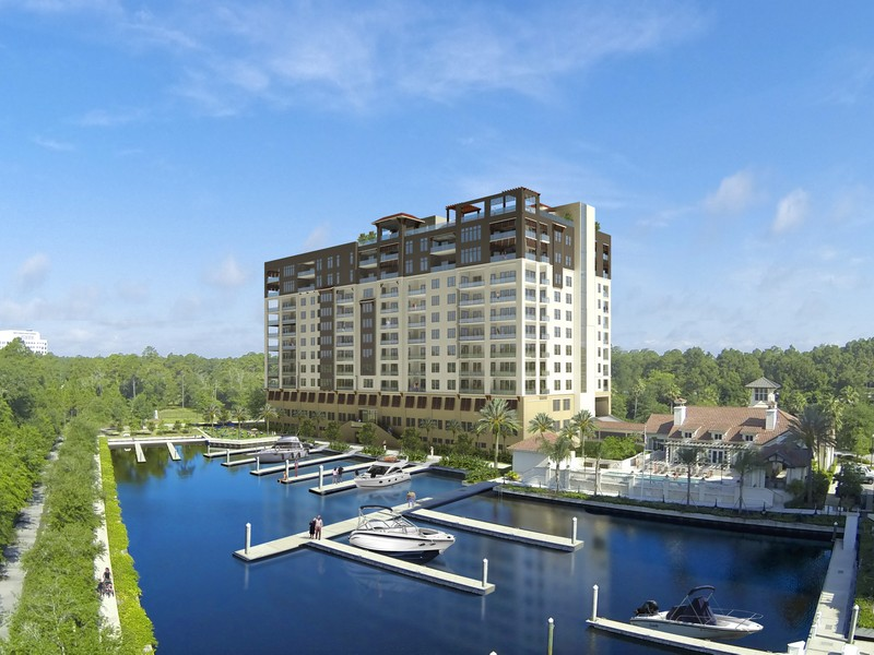 Condominium for Sale at Aphora 14374 Marina San Pablo Place 801 Jacksonville, Florida 32224 United States