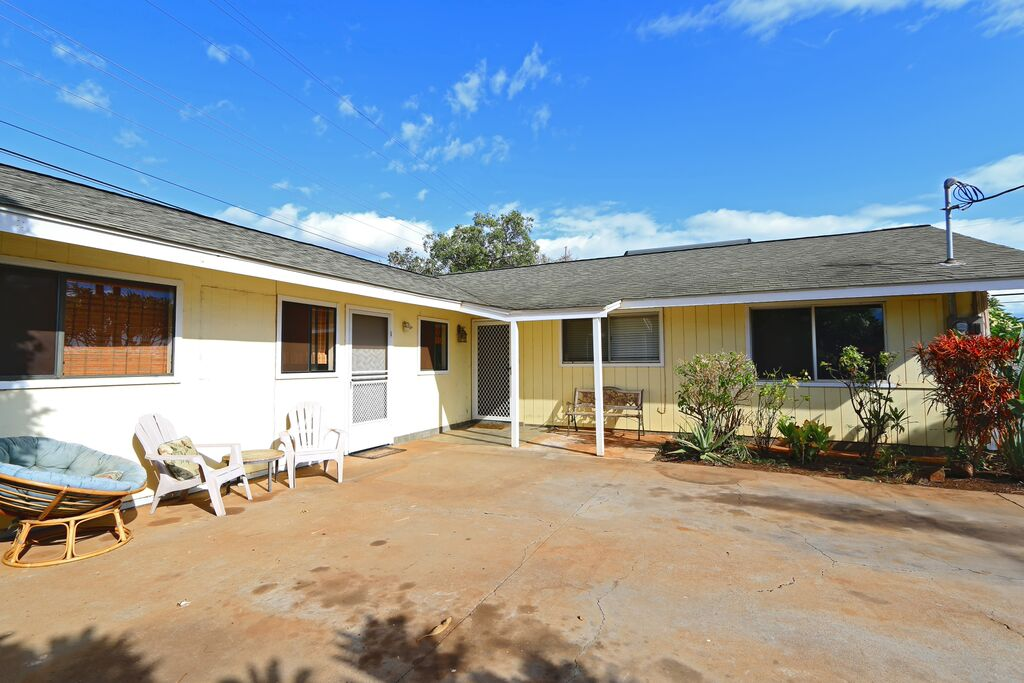 Single Family Home for Sale at Private Quiet Oasis 211 Mahina Street Kihei, Hawaii 96753 United States
