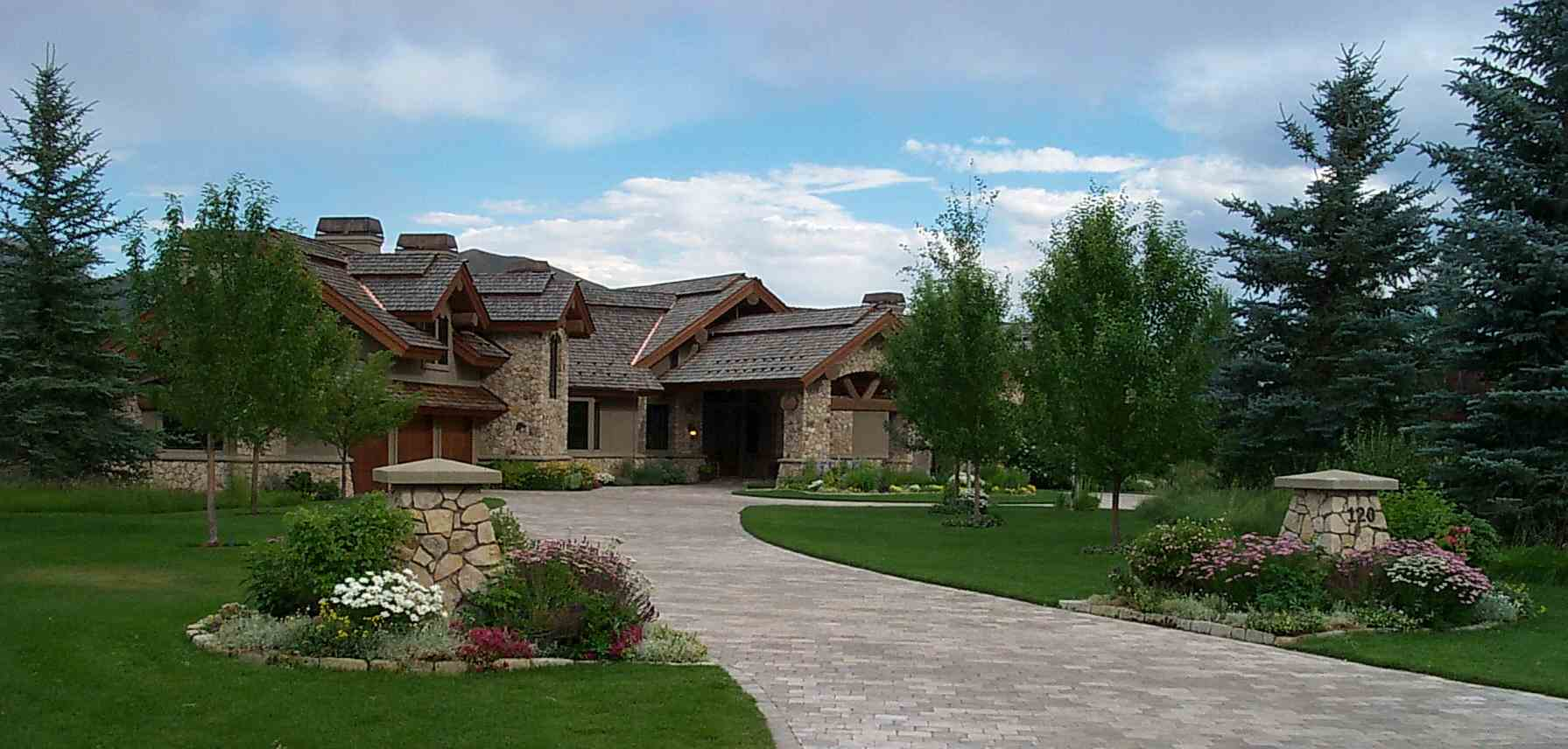 Single Family Home for Sale at Quiet Location 120 Eagle Lake Drive Sun Valley, Idaho 83353 United States