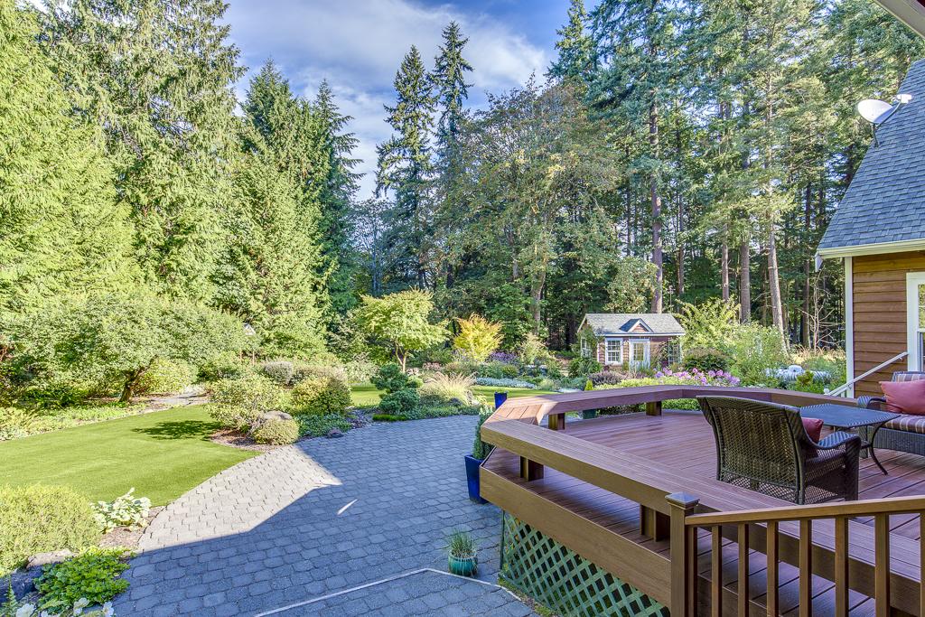 Single Family Home for Sale at Cedar 9225 Cedar Street Bainbridge Island, Washington 98110 United States