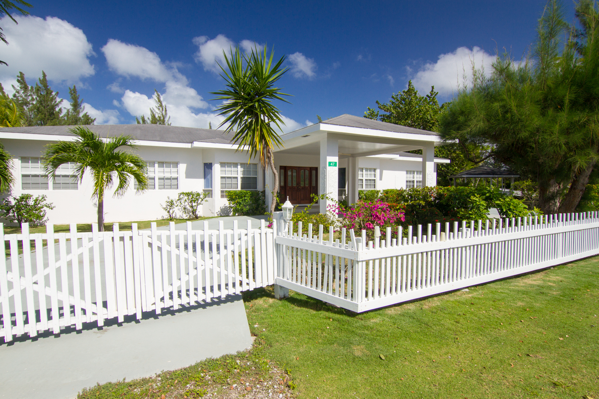 Single Family Home for Sale at Spacious Family home on double lot Satinwood St #47 George Town, Grand Cayman, KY1 Cayman Islands