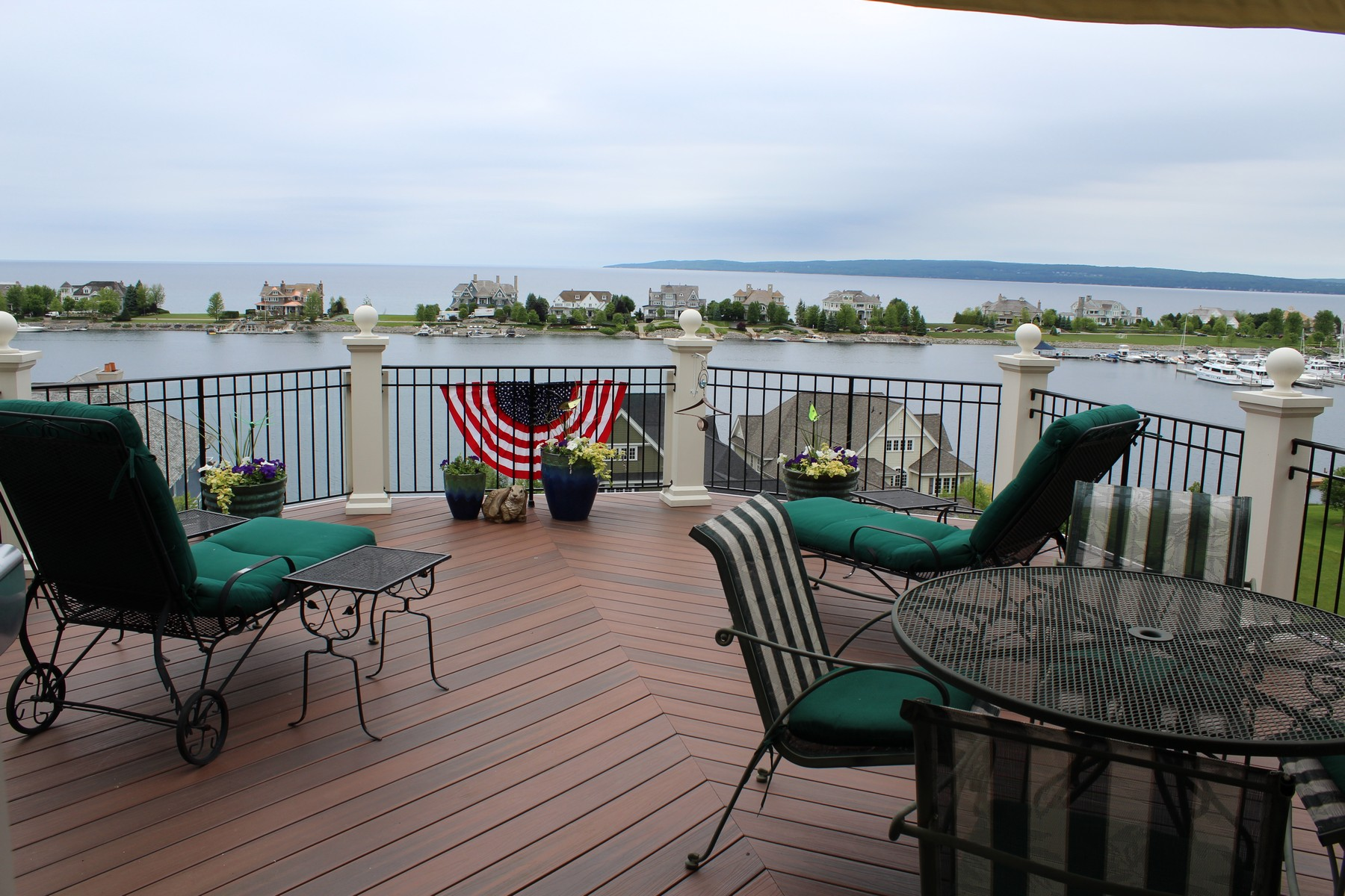 Single Family Home for Sale at Exclusive Water View Condo 4036 Harborview Ridge Unit #10 Bay Harbor, Michigan, 49770 United States
