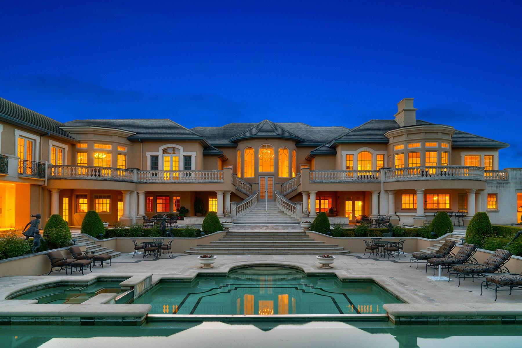sales property at Italian Inspired Villa