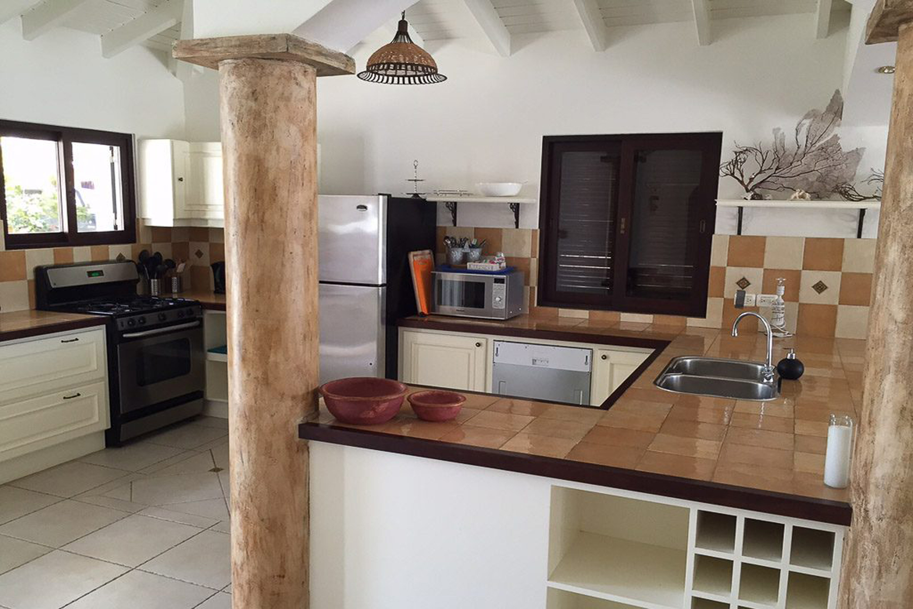 Additional photo for property listing at Waterfront Villa Vanilla Kralendijk,  Bonaire