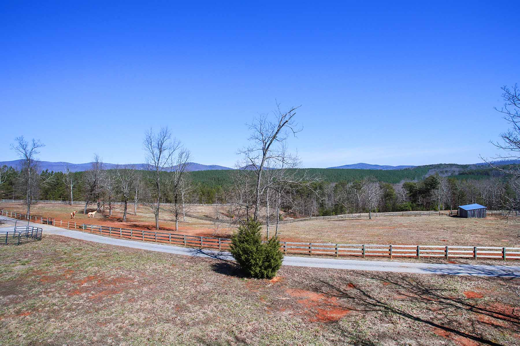 农场 / 牧场 / 种植园 为 销售 在 31+ Acre Working Farm Atop Marble Hill with Panoramic Appalachian Mountain View! 76 Farmhouse Road 鲍尔格朗德, 乔治亚州, 30107 美国