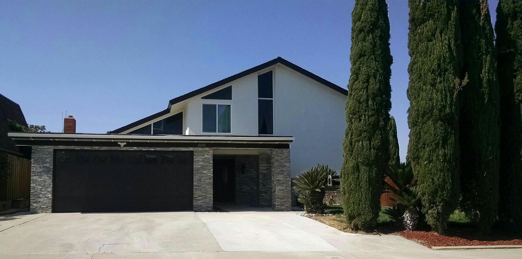 獨棟家庭住宅 為 出售 在 4494 Benhurst Ave University City, San Diego, 加利福尼亞州, 92122 美國