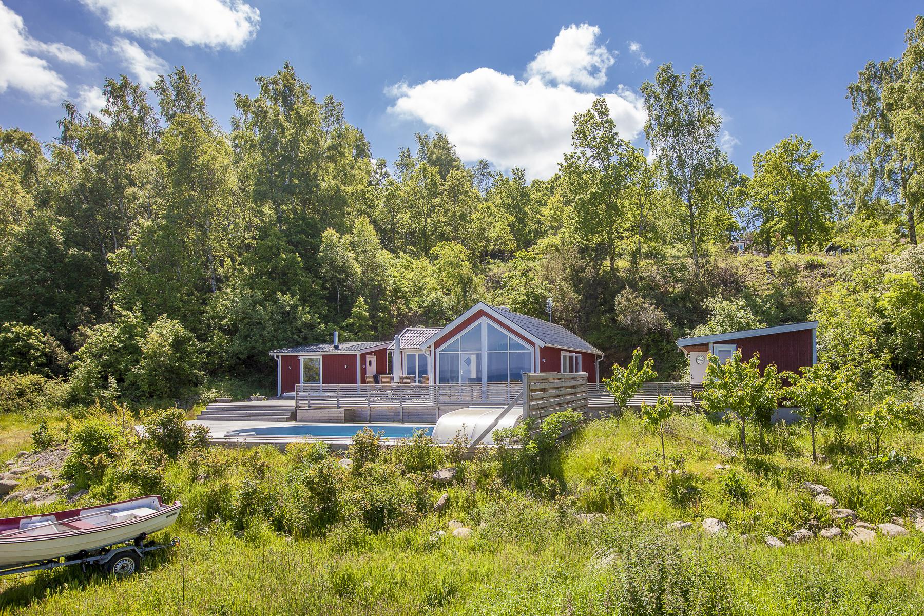 Nhà ở một gia đình vì Bán tại Summerdream for sale in Skäret Grönadalsvägen 12 Other Skane, Skane 26372 Thụy Điển
