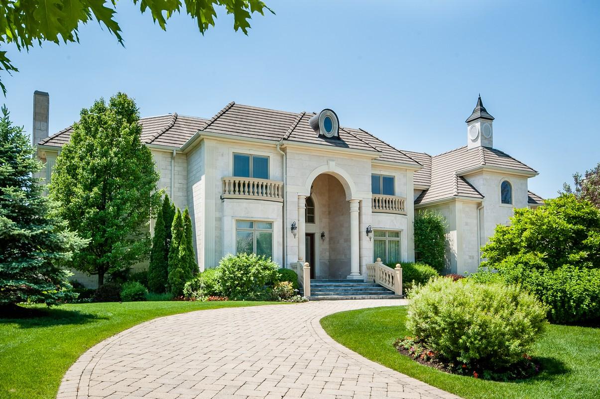 Casa Unifamiliar por un Venta en 110 Covington Court Oak Brook, Illinois 60523 Estados Unidos