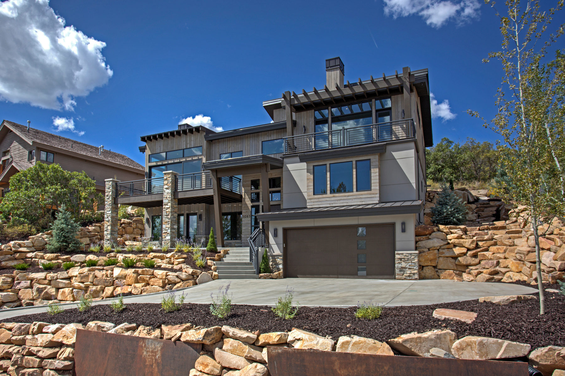 sales property at New Mountain Contemporary Home