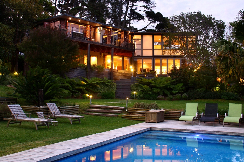 Single Family Home for Sale at Modern Masterpiece Set in a Tropical Garden Cape Town, Western Cape, 7945 South Africa