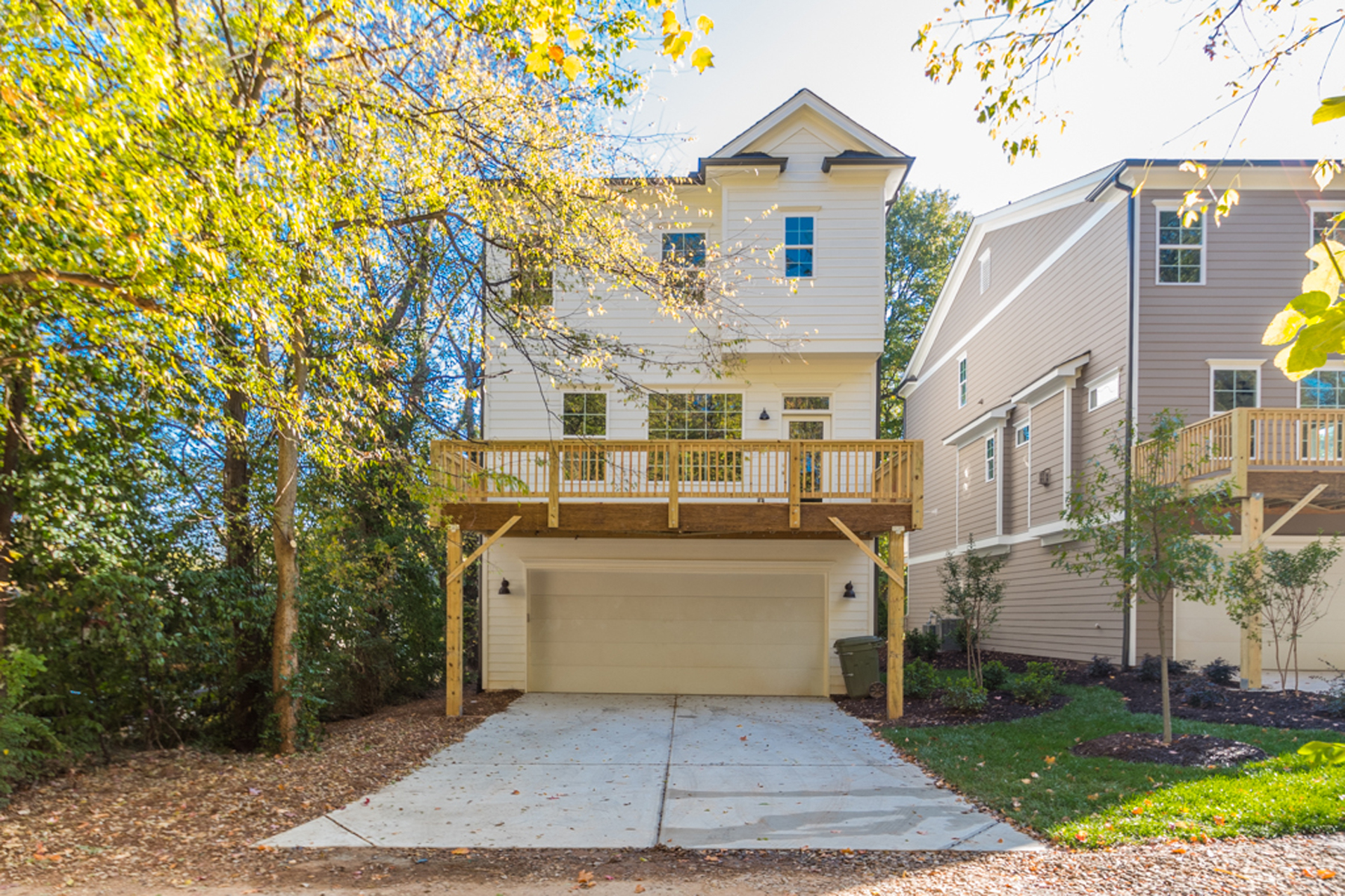 Additional photo for property listing at New Construction Near Georgia Tech 1078 Snyder Street NW Atlanta, Georgien 30318 Usa