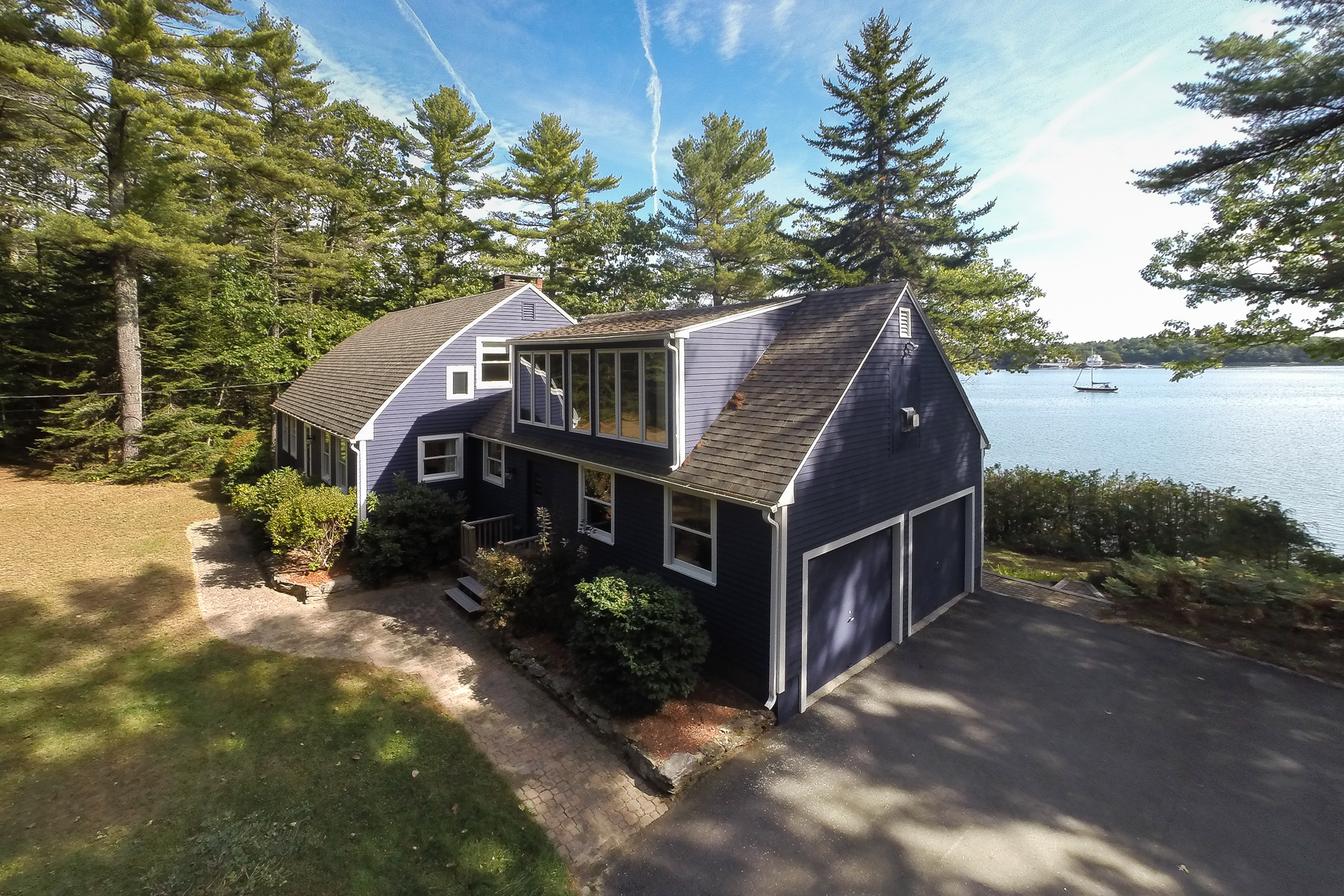Single Family Home for Sale at 316 Oak Ledge 316 Oak Ledge Road Harpswell, Maine 04079 United States