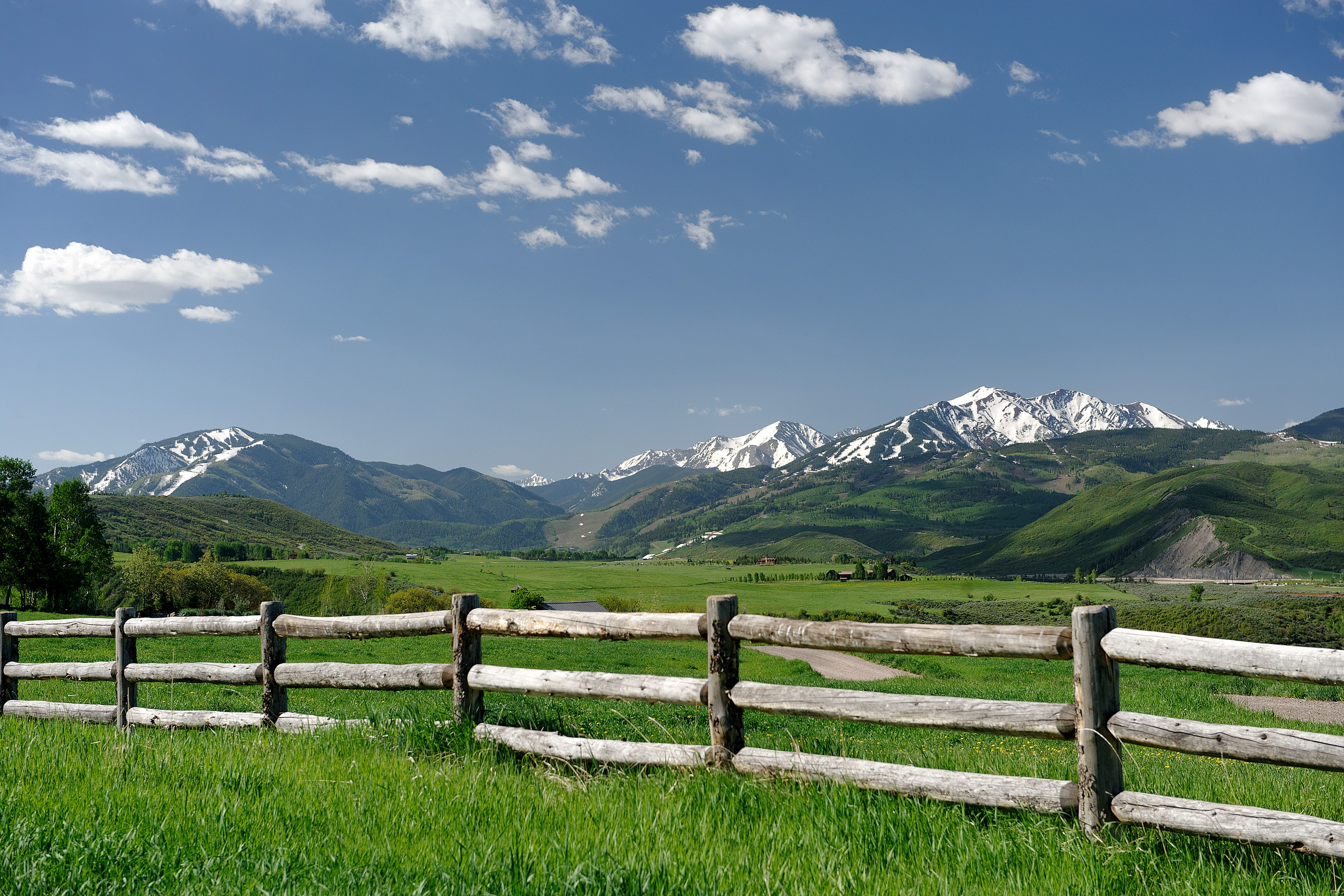 Terreno per Vendita alle ore Authentic Colorado Ranch Living 834 Chaparral Drive Woody Creek, Colorado, 81656 Stati Uniti