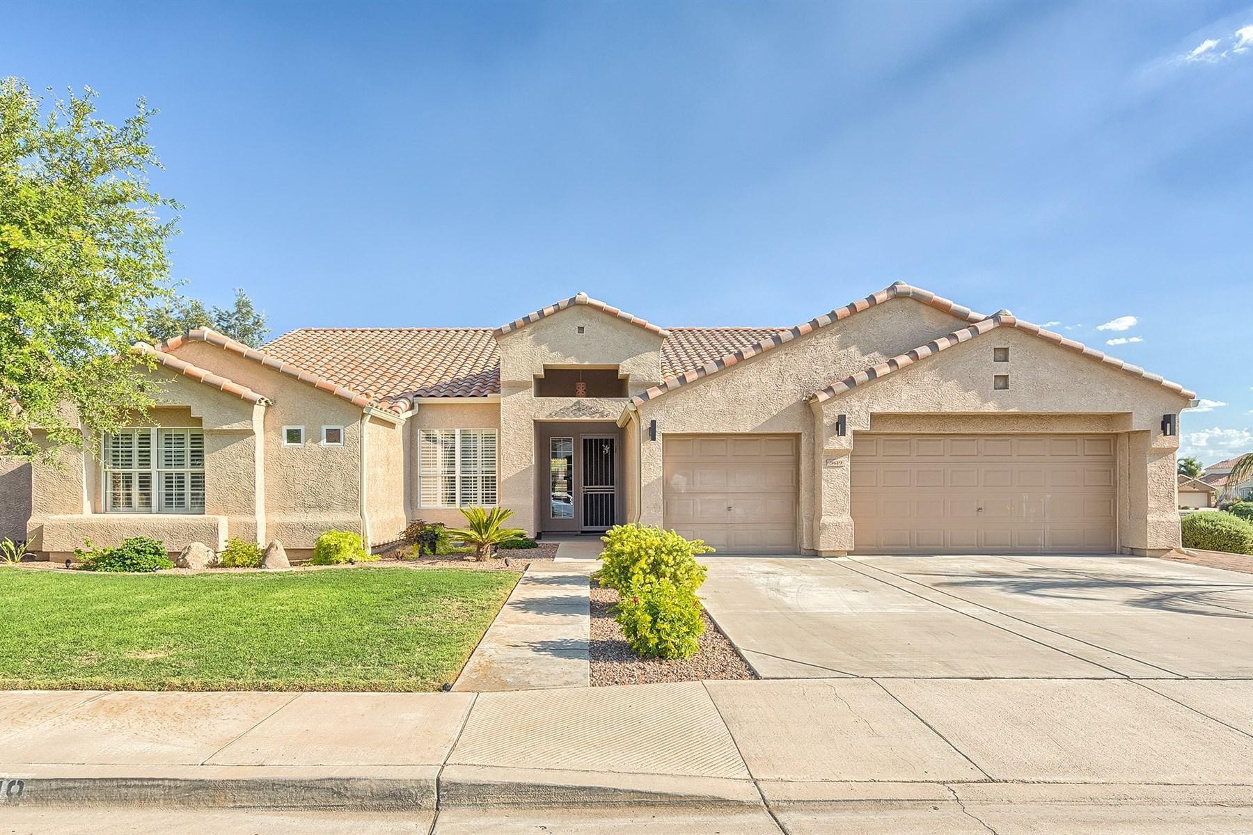 Nhà ở một gia đình vì Bán tại Wonderful green home in Sierra Ranch. 9619 E Idaho AVE Mesa, Arizona 85209 Hoa Kỳ