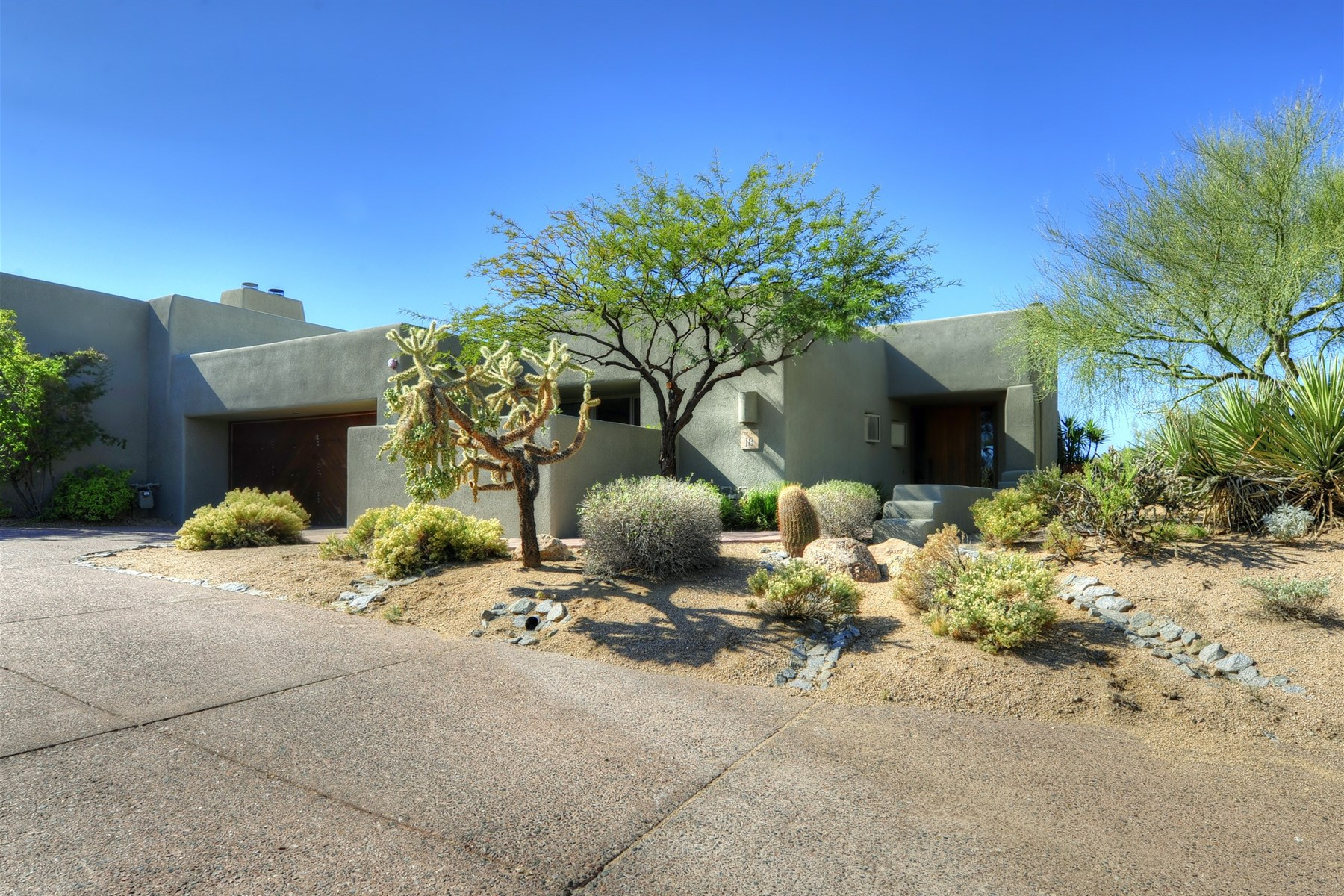 Property Of Private Furnished Sonoran Cottage in Desert Mtn