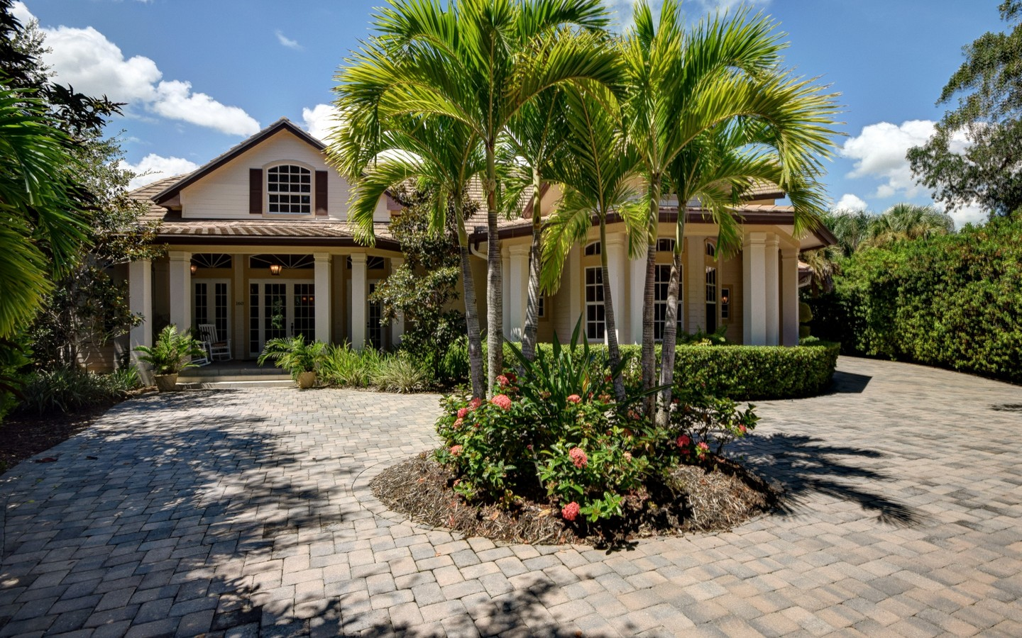 Single Family Home for Sale at Newer, Gorgeous Home in Indian Trails 160 Seaside Trail Indian River Shores, Florida, 32963 United States